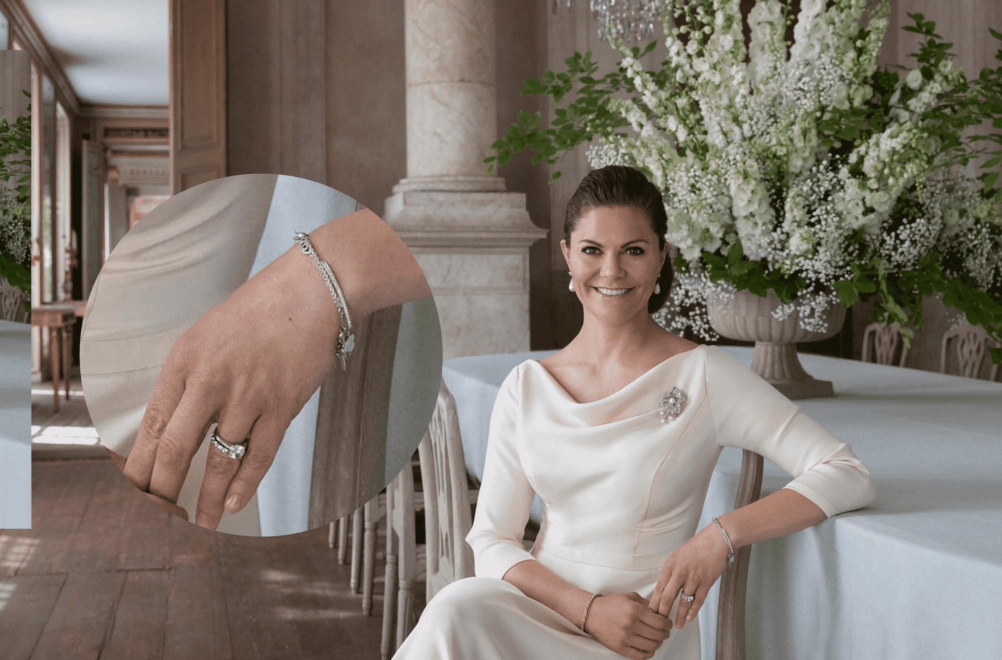 Kronprinzessin Victoria: Dieser Schmuck ist ihr Talisman