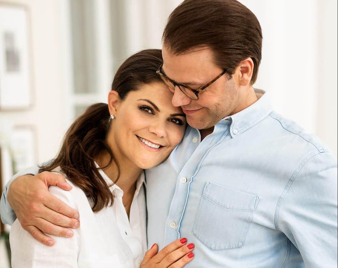Victoria & Daniel von Schweden: Romantisches Date zum Hochzeitstag