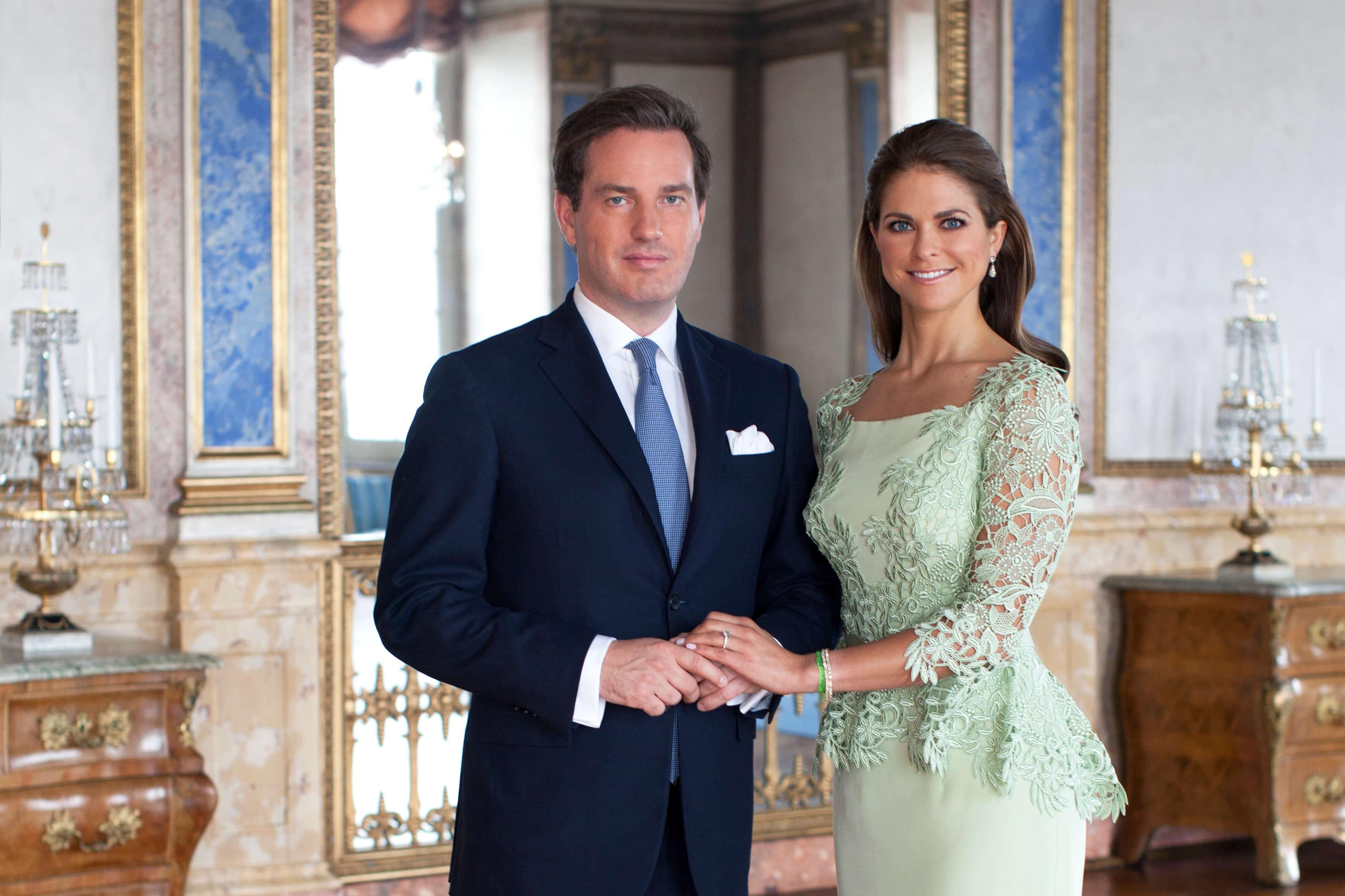 Verlobung Prinzessin Madeleine