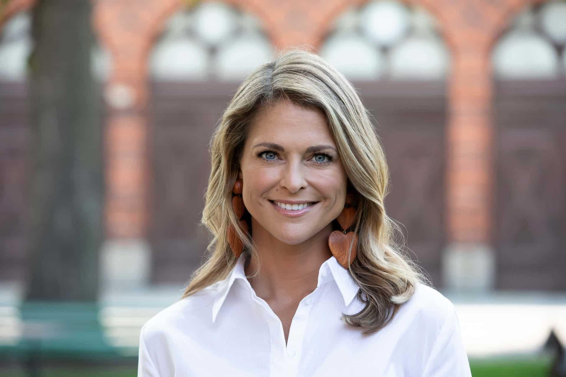 Prinzessin Madeleine ist mit ihren Kindern in Schweden
