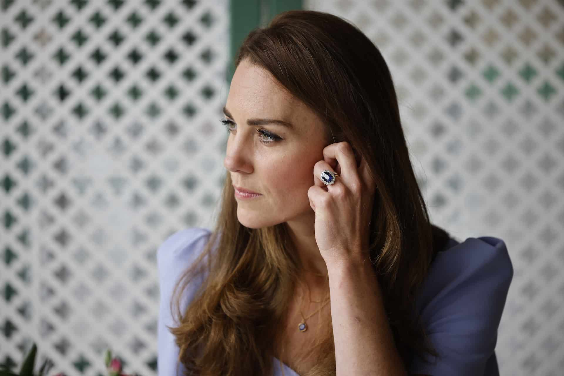 Herzogin Kate: Corona-Verdacht! Sie muss sich isolieren