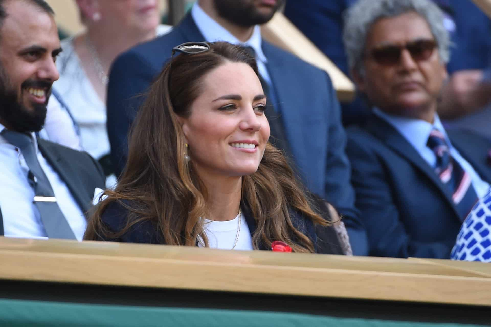 Herzogin Kate: In diesem Moment war sie einmal nicht perfekt
