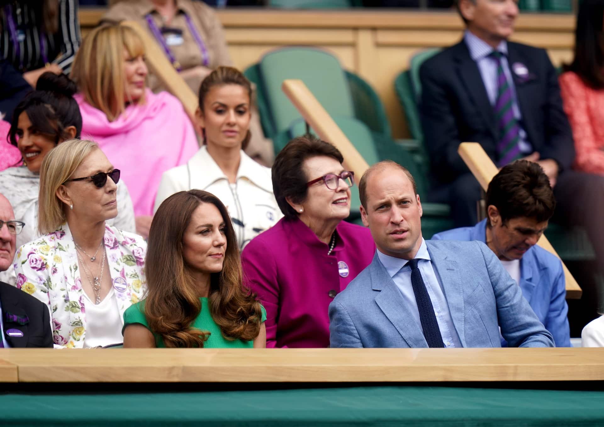 Herzogin Kate & Prinz William: Eindeutige Reaktion von Meghans Freundin