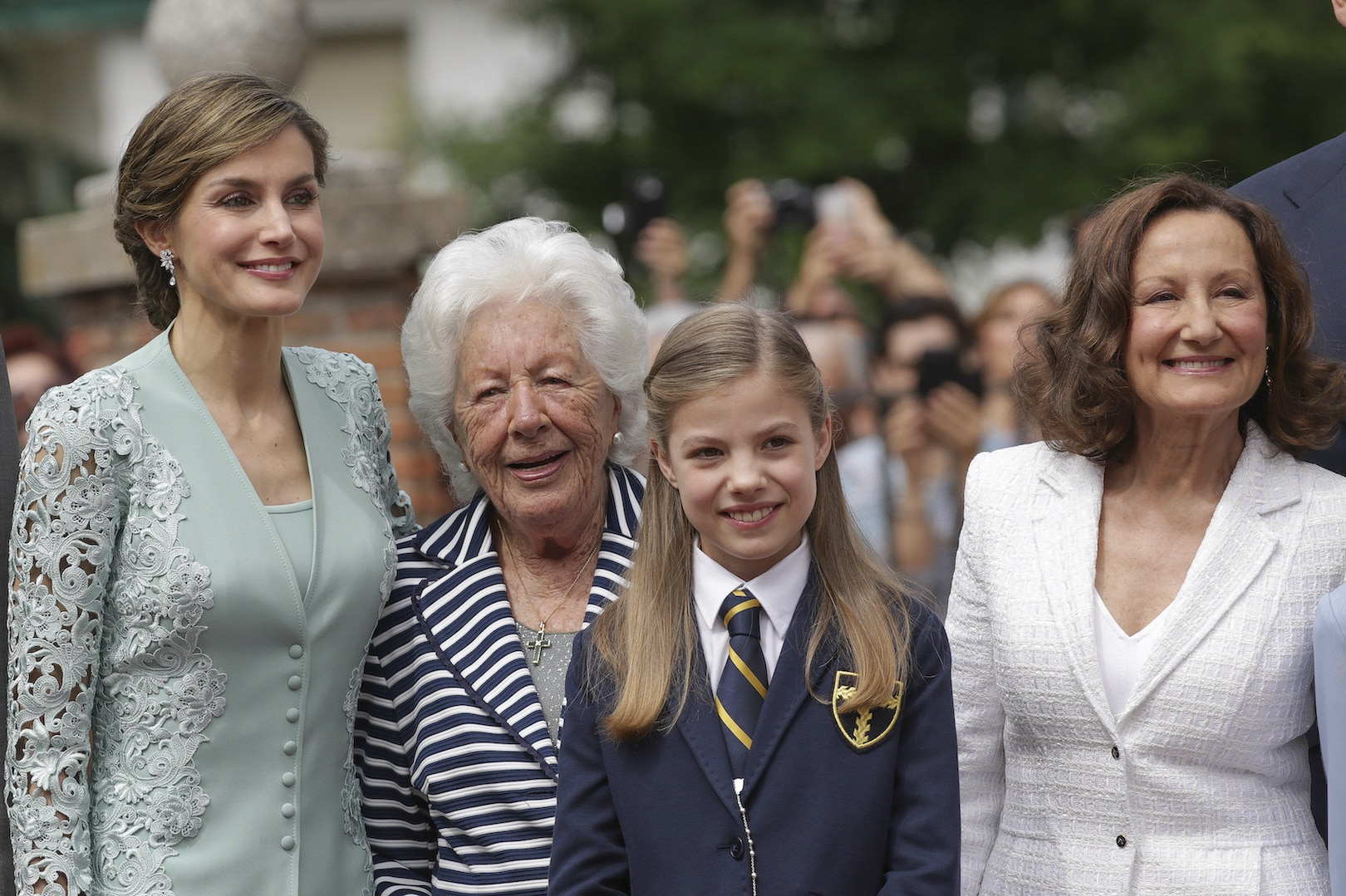 Königin Letizia: Ihre geliebte Großmutter ist tot