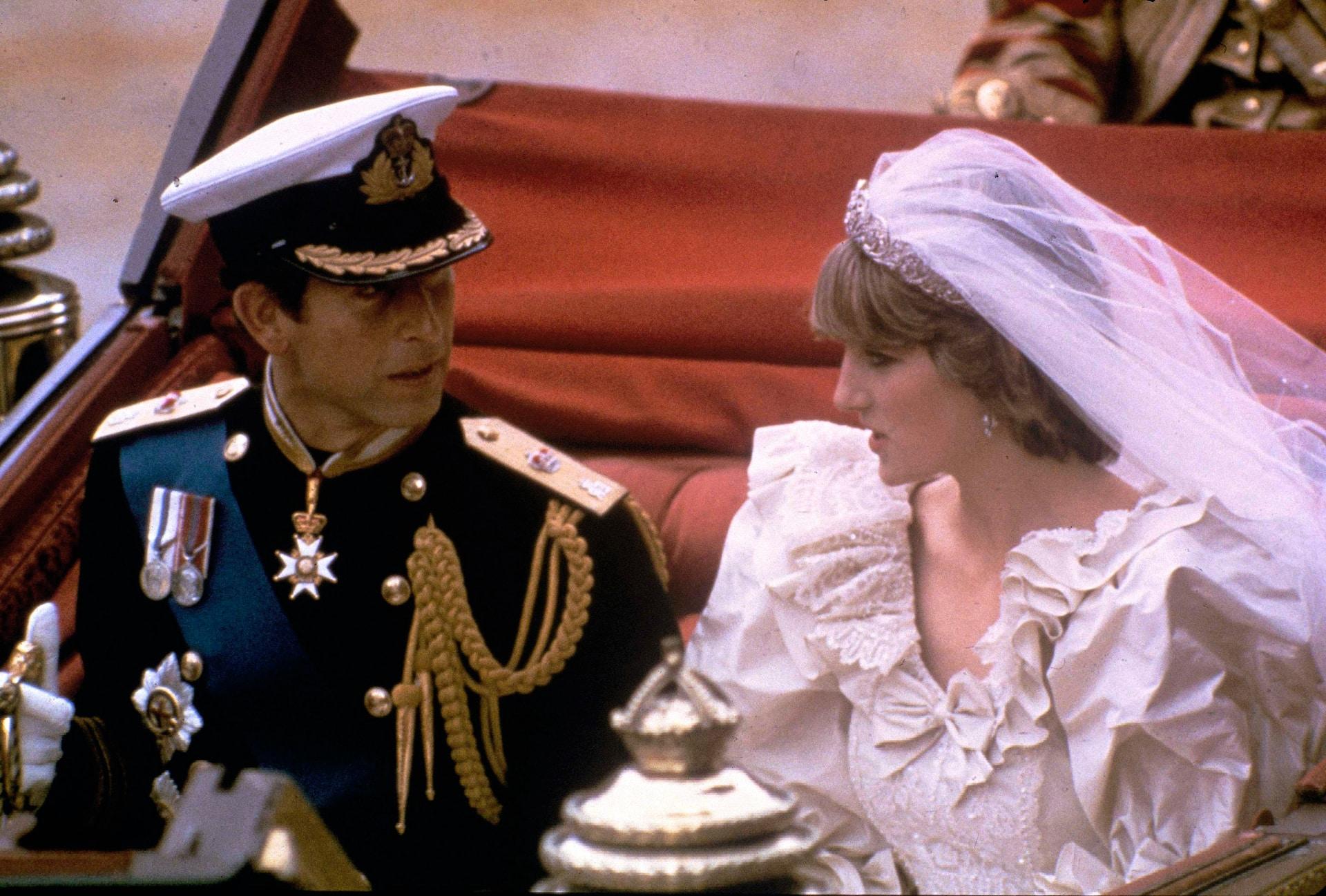 Hochzeit Diana und Charles