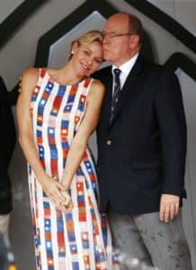 Fürstin Charlène sorgt am Hochzeitstag für eine Überraschung
