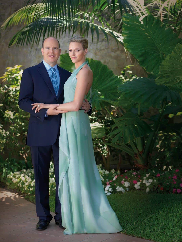 Verlobung Monaco
