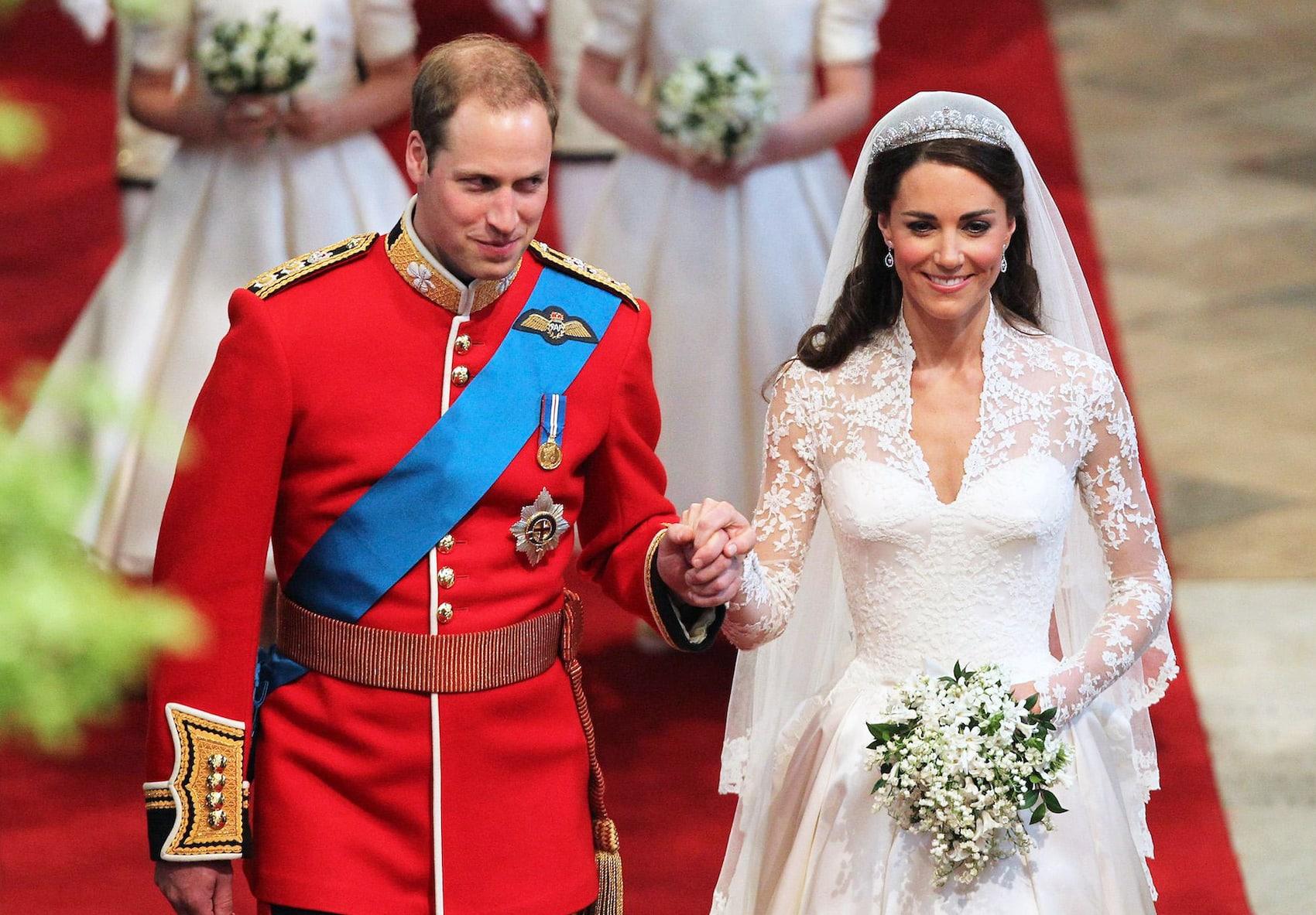 Herzogin Kate & Prinz William: Darum fehlte Fergie bei ihrer Hochzeit