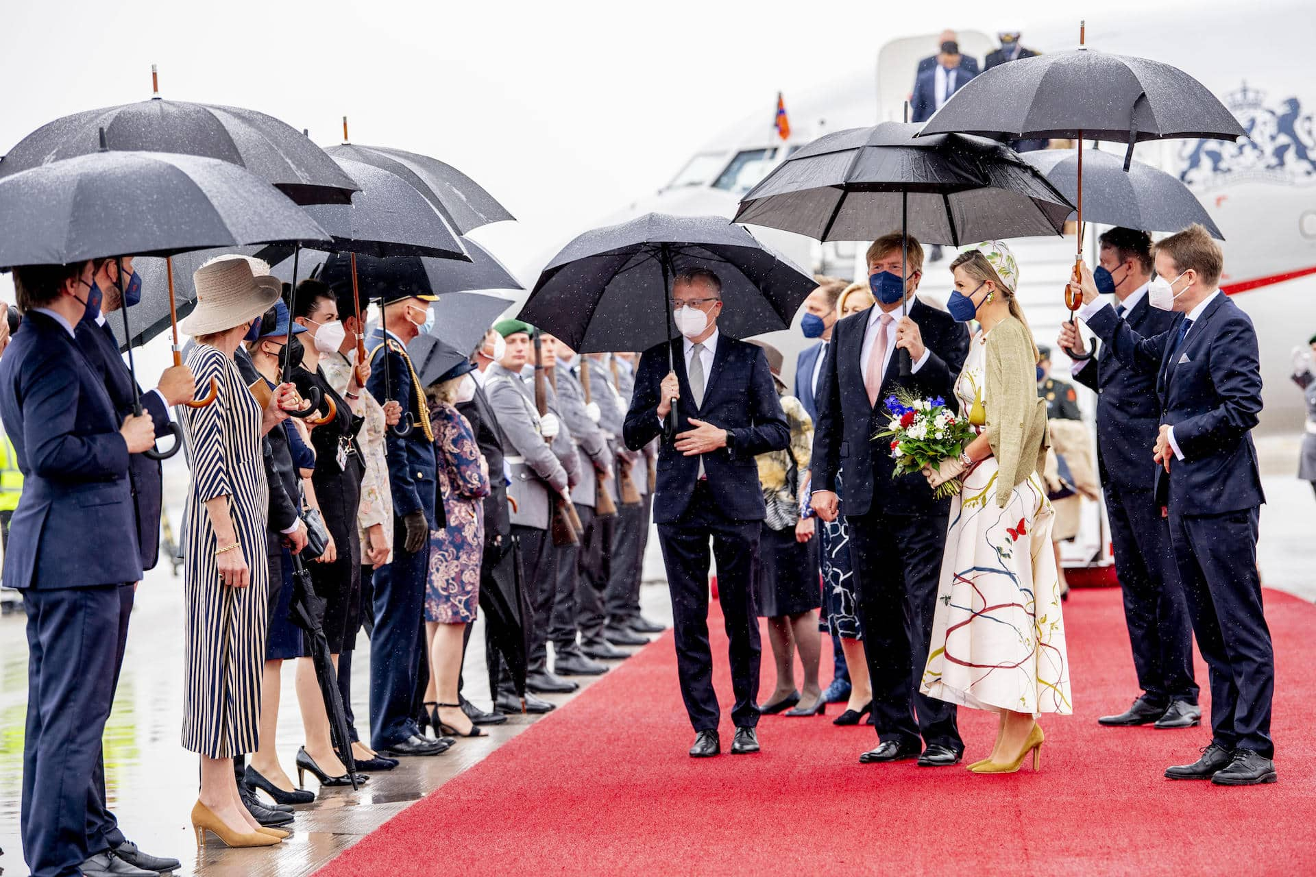 Royals in Deutschland