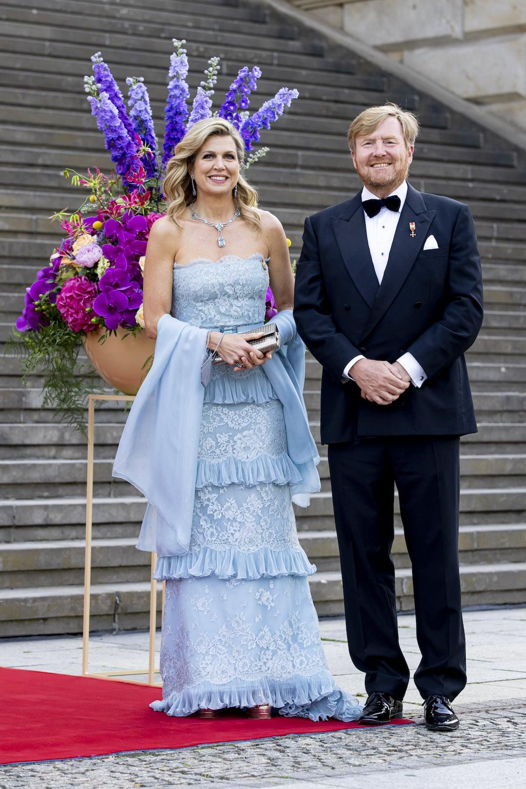 Königin Maxima und König Willem-Alexander in Berlin