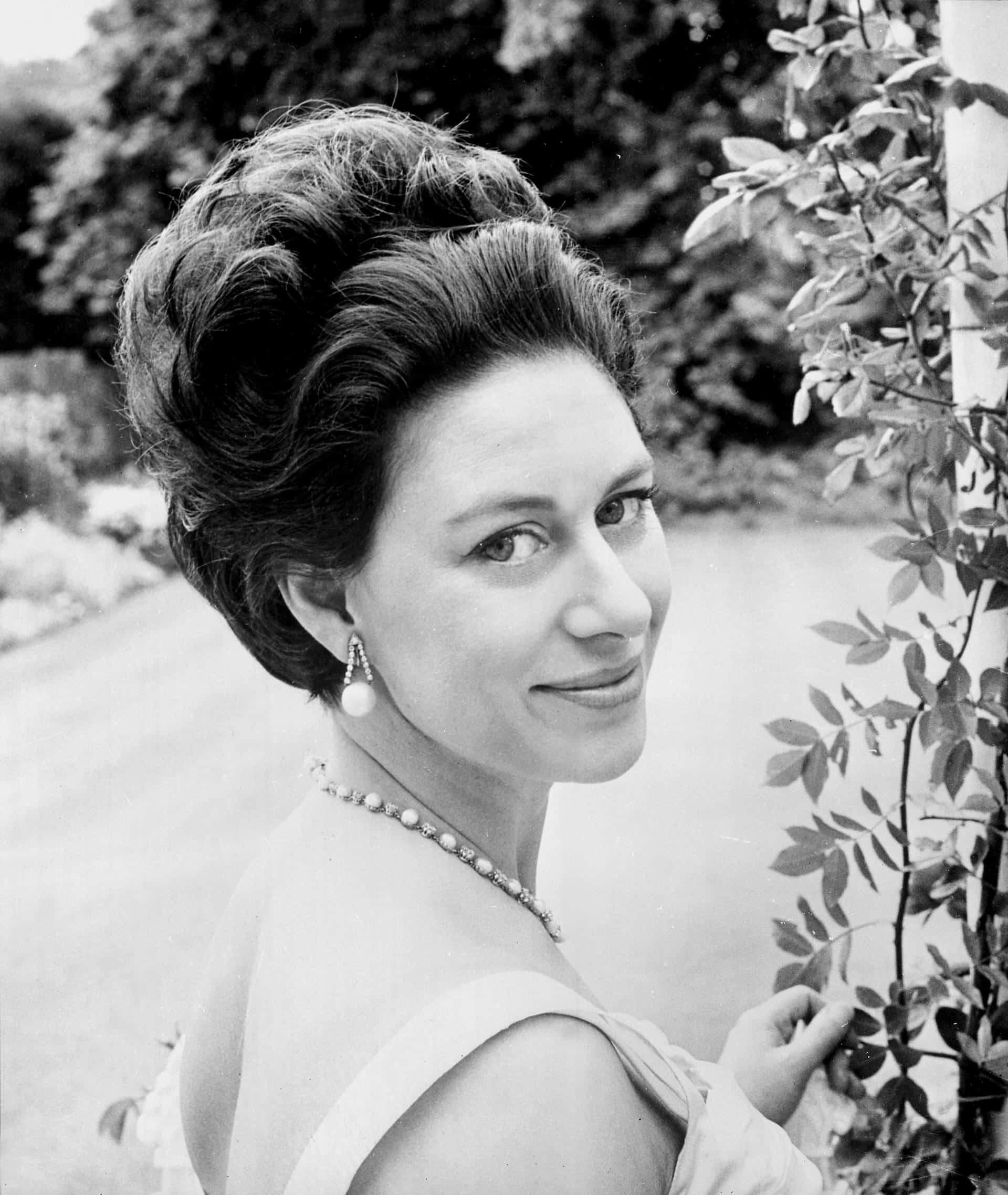 Prinzessin Margaret: Das tat sie schon VOR Prinzessin Diana