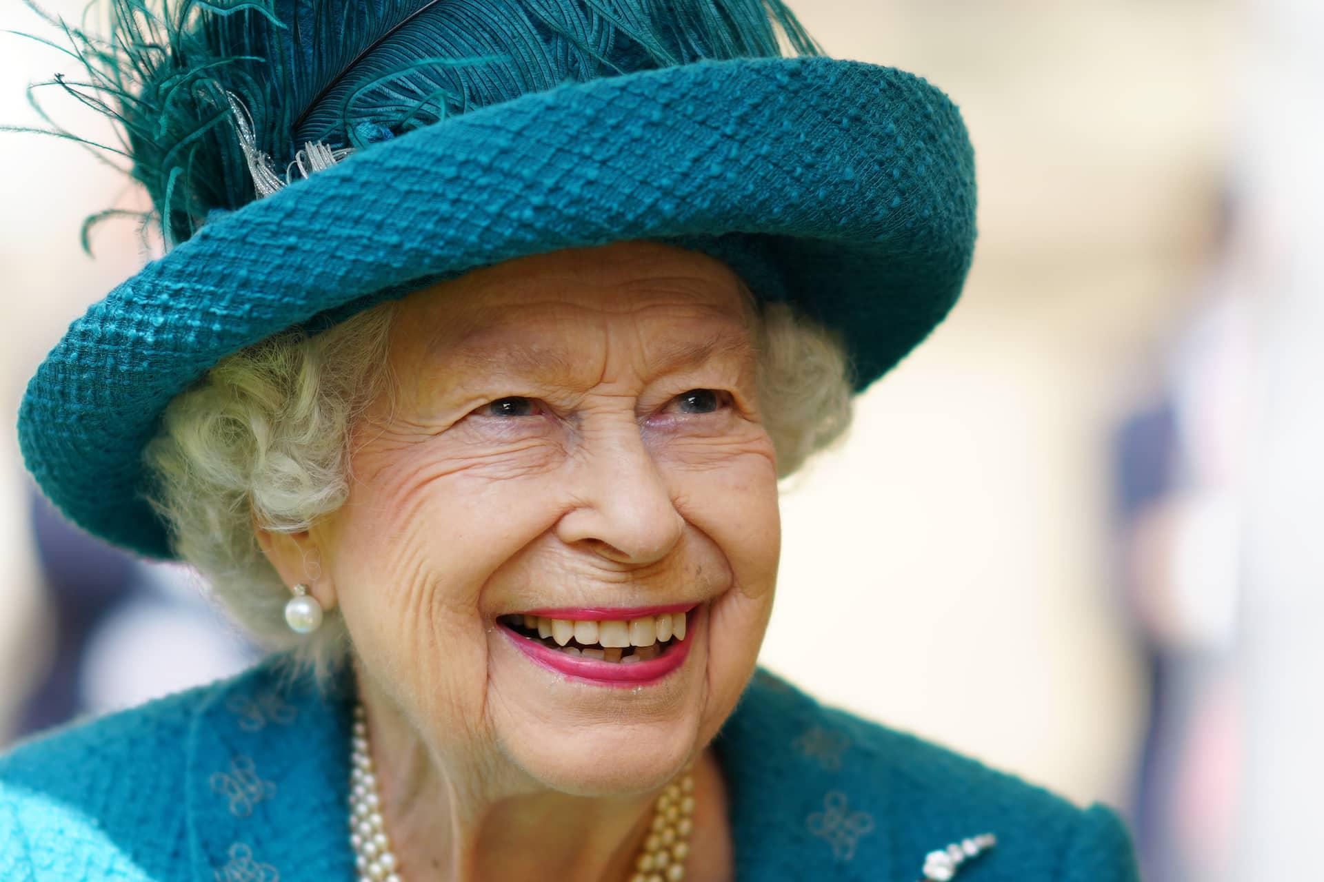 Queen Elizabeth verabschiedet sich in den Urlaub