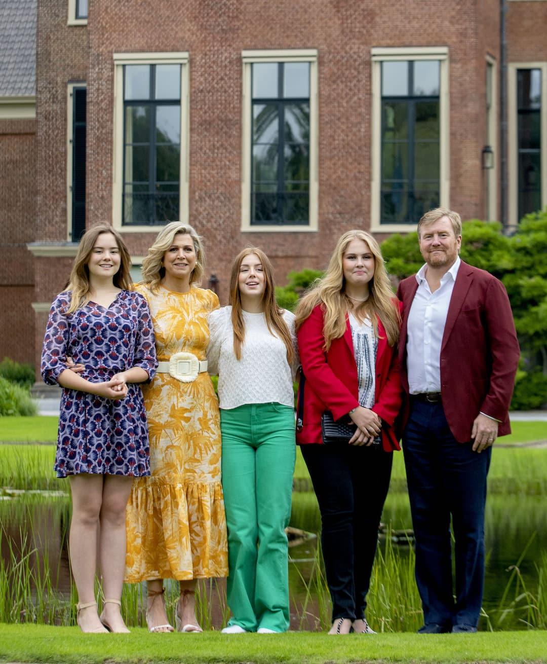 Königsfamilie Niederlande