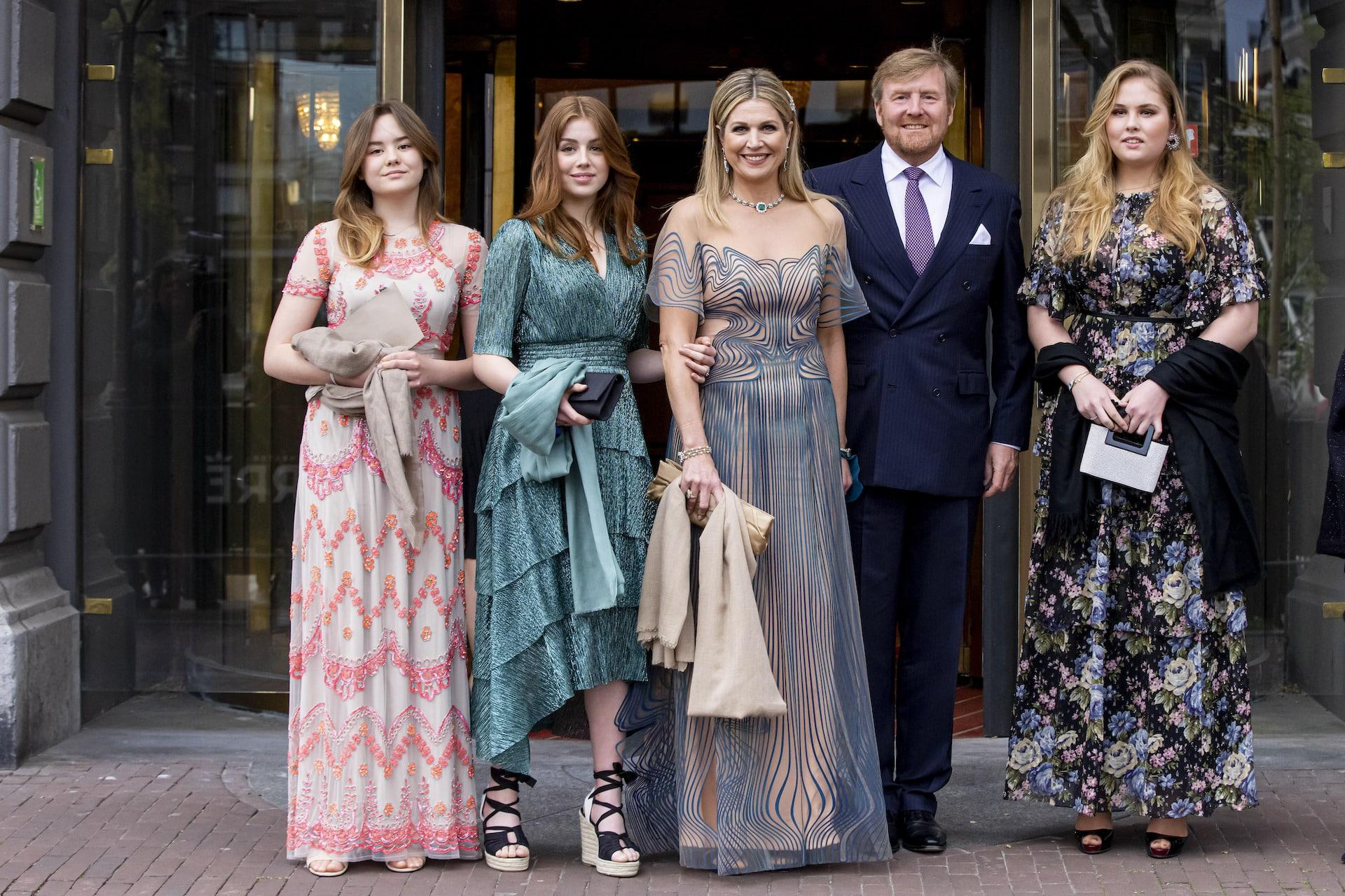 Maxima und Willem-Alexander: Werden sie ihre Töchter impfen lassen?