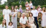 Schwedische Royals: Neues Familienfoto ist eine Sensation