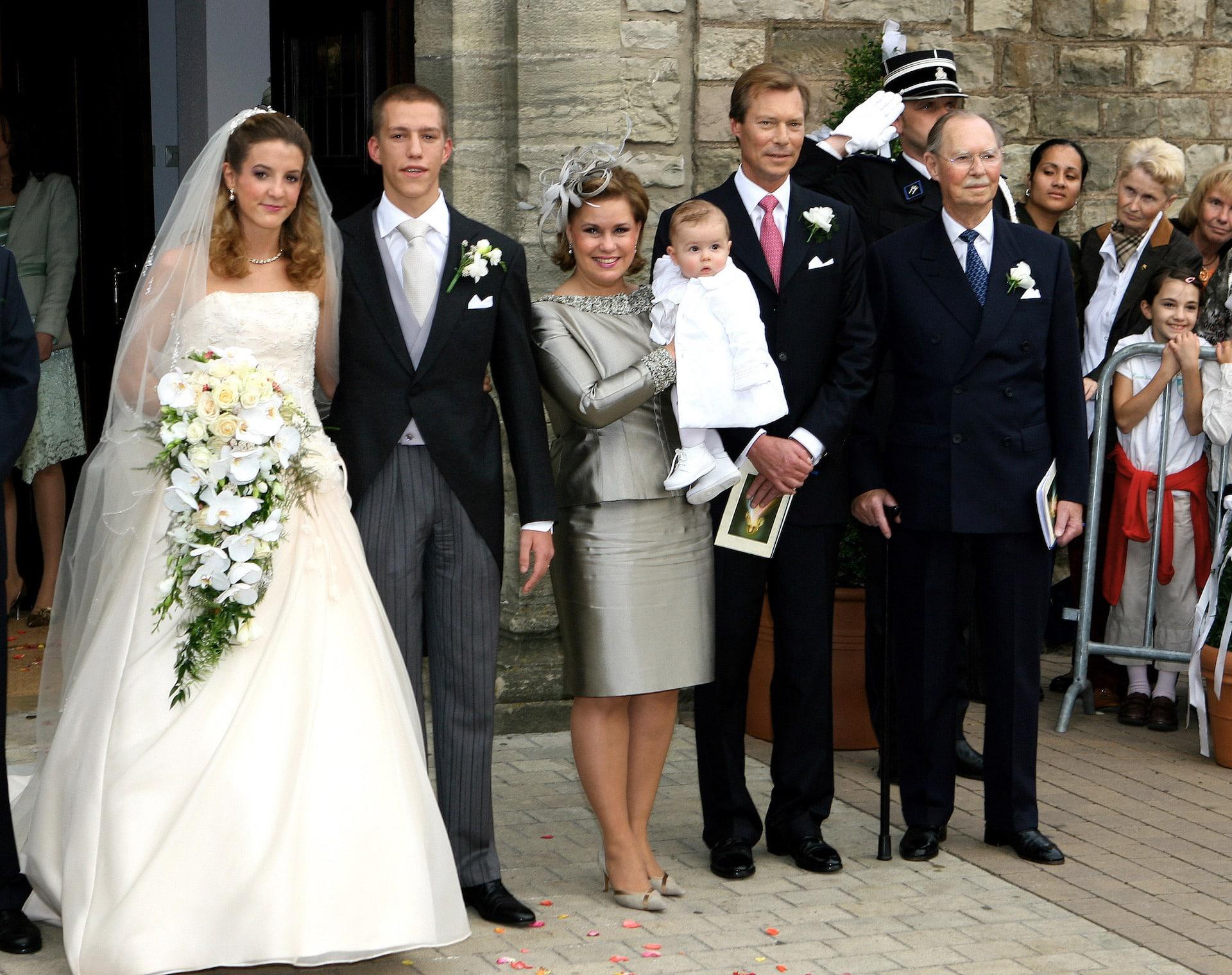 Hochzeit Royals