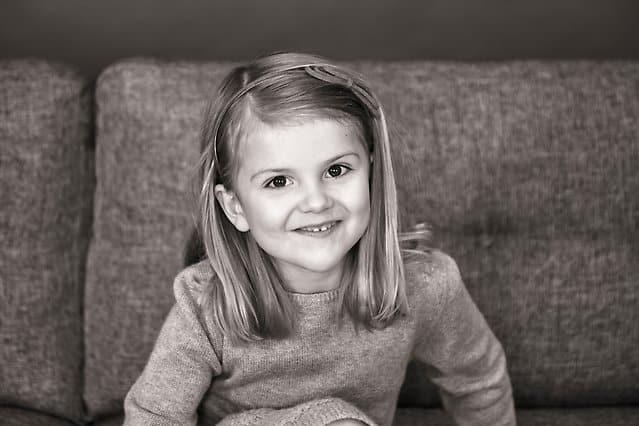 Estelle von Schweden feiert ihren 5. Geburtstag