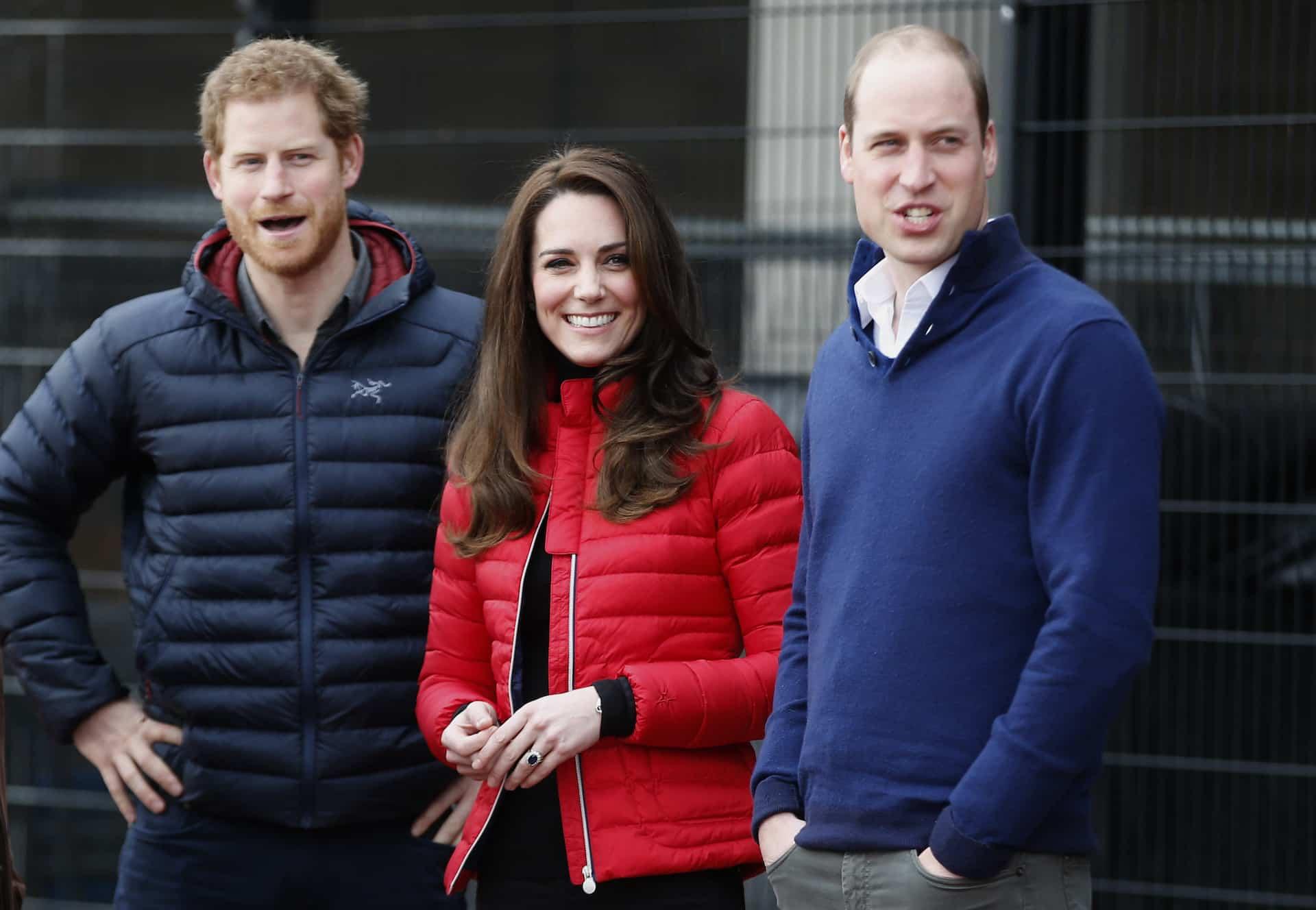 Herzogin Kate angelt sich Jobs von Prinz Harry