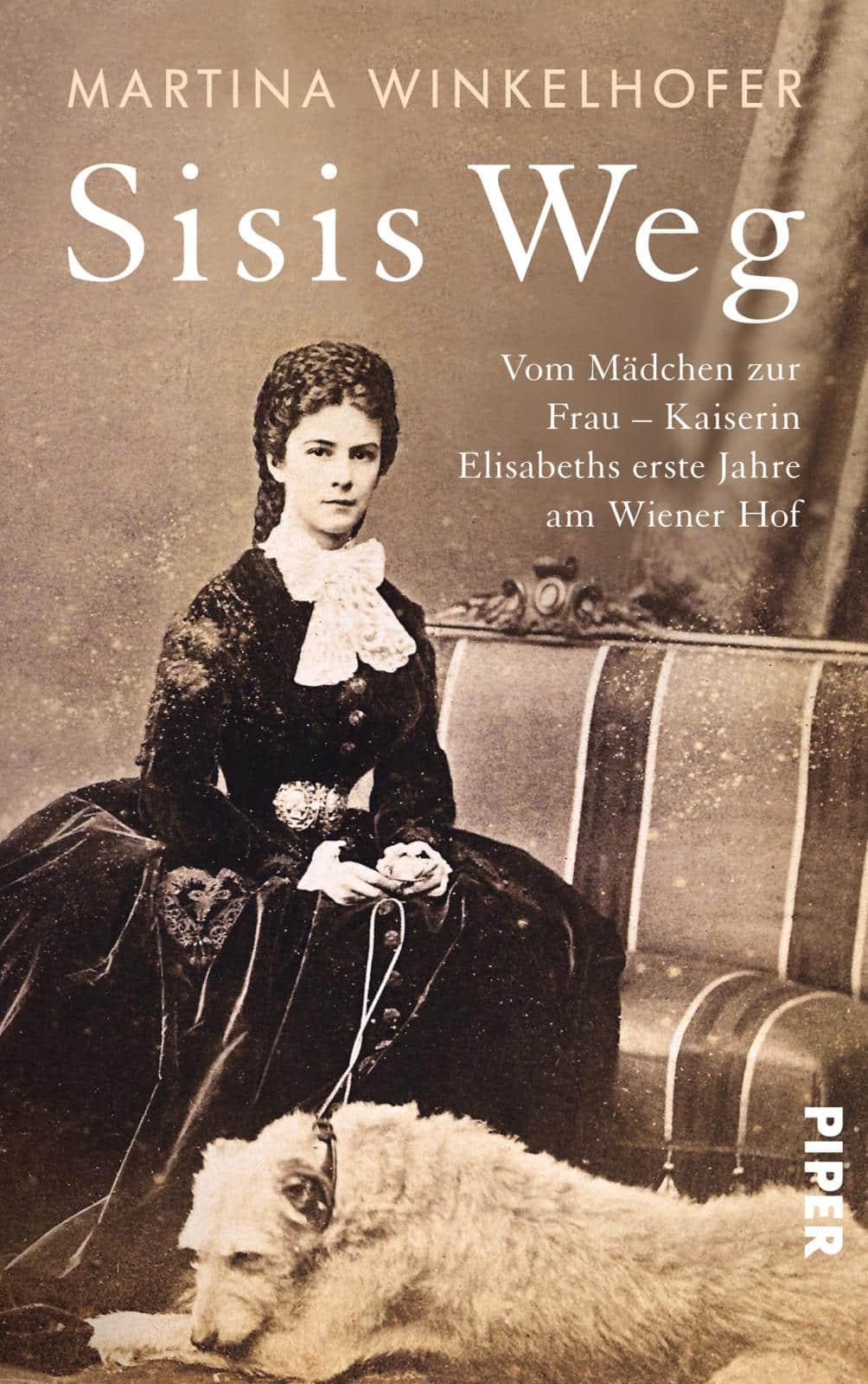 Neues Buch Kaiserin Elisabeth Sisi
