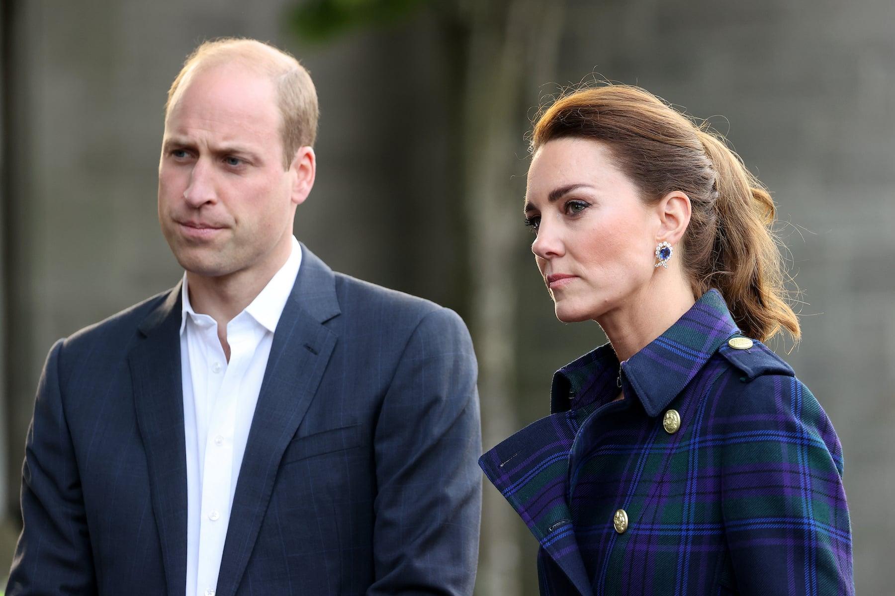 Herzogin Kate und Prinz William: Wagen sie einen Neuanfang?