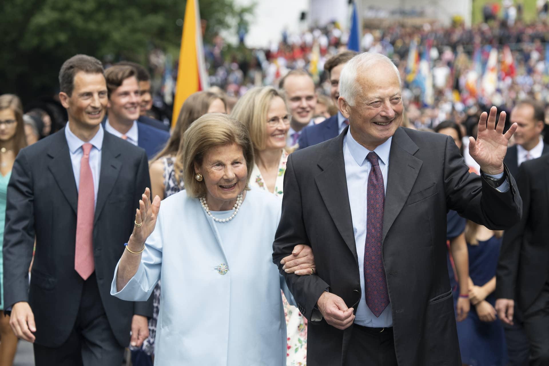 Fürstin Marie von und zu Liechtenstein ist gestorben