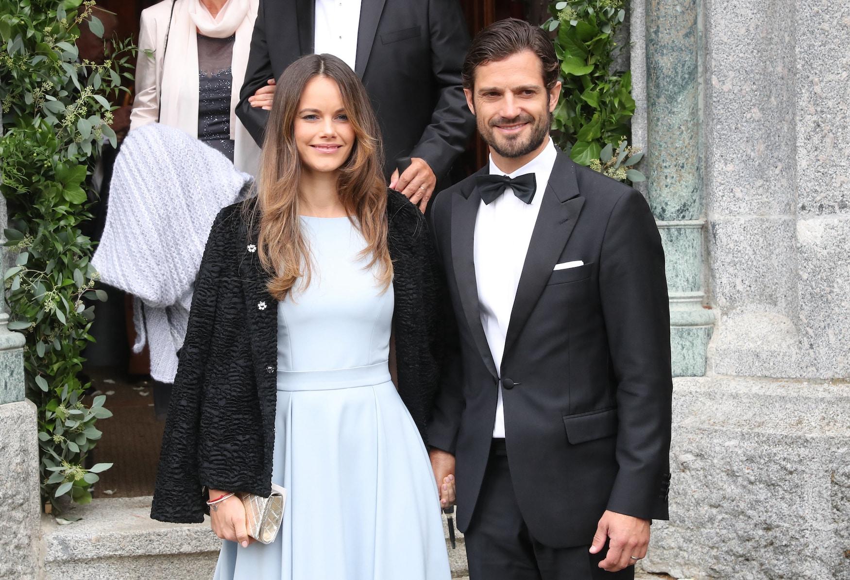 Sofia & Carl Philip von Schweden: Das sind die Taufpaten von Prinz Julian