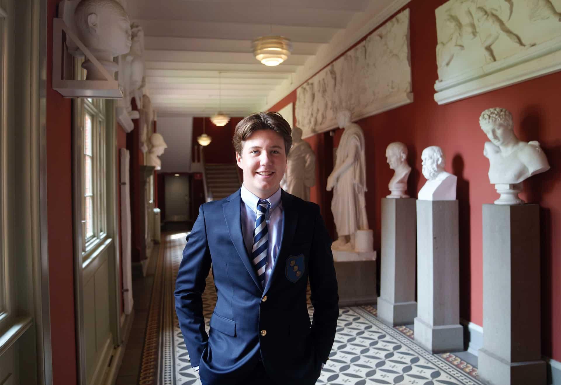 Prinz Christian von Dänemark: Das erwartet ihn im Internat