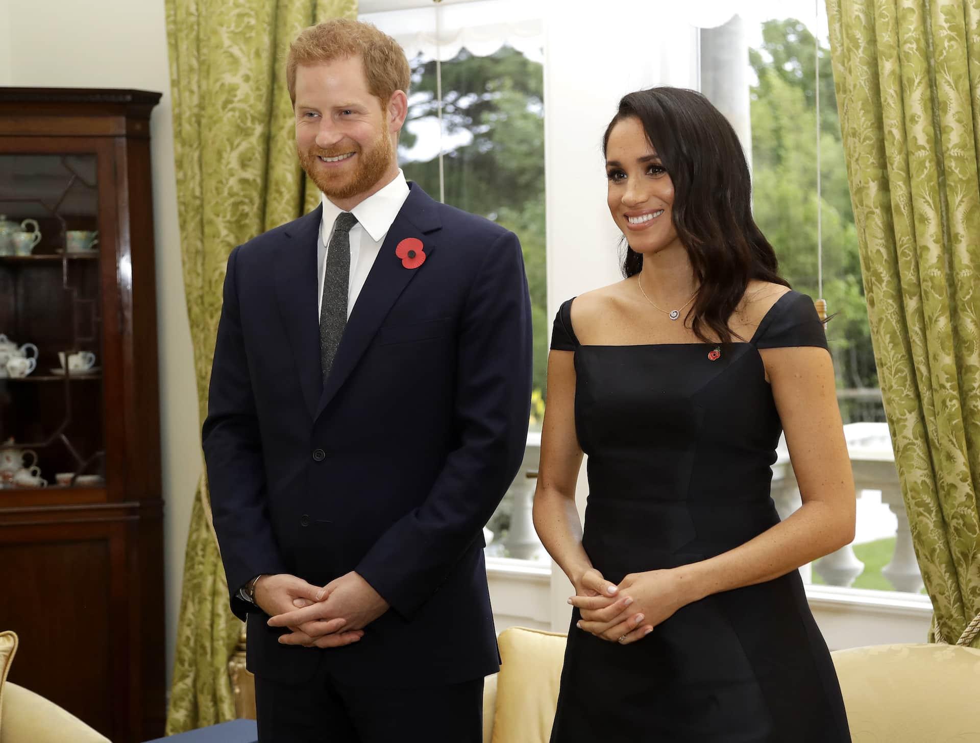 Herzogin Meghan und Prinz Harry: Umzug nach Neuseeland?