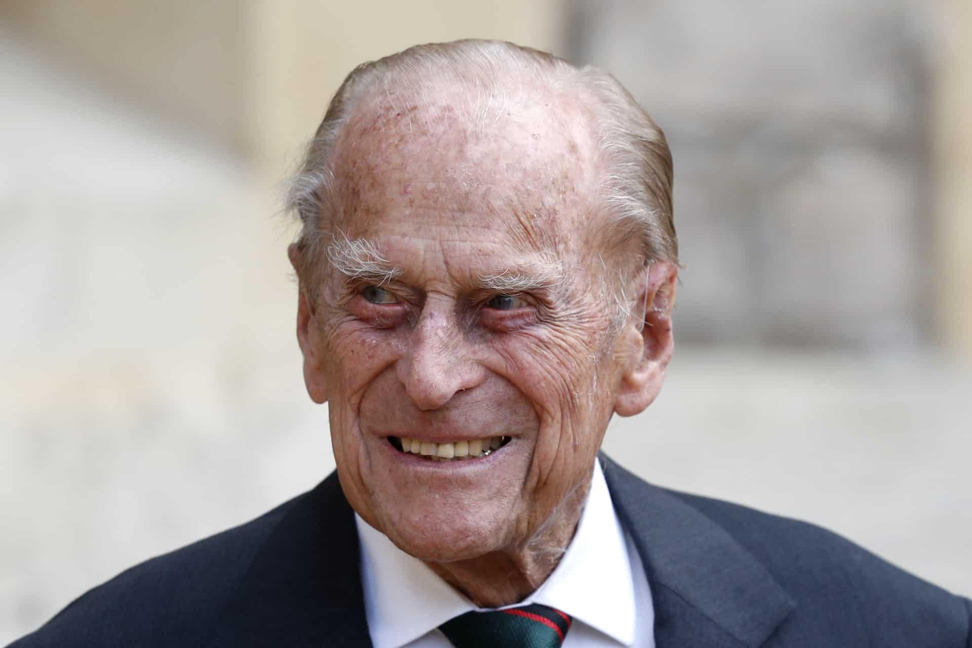 Prinz Philip: Bei seinem Junggesellenabschied trickste er die Presse aus