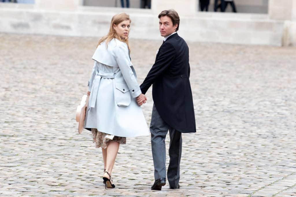 Prinzessin Beatrice und Edoardo wollen London verlassen