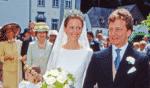 Royals, die kurz nach der Hochzeit starben