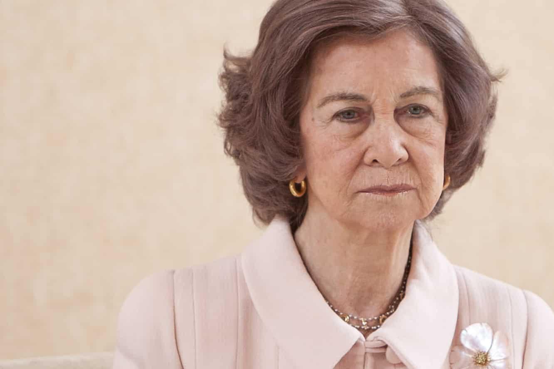 Sofia von Spanien bangt um die Grabstätte ihrer Eltern