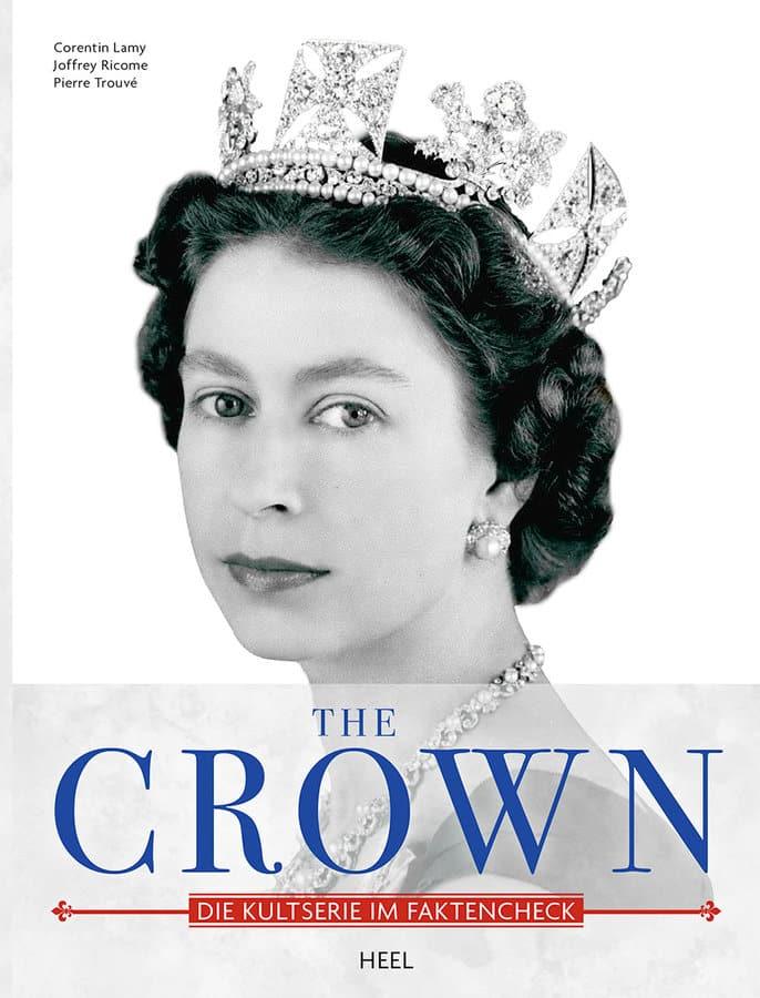 Buch über The Crown