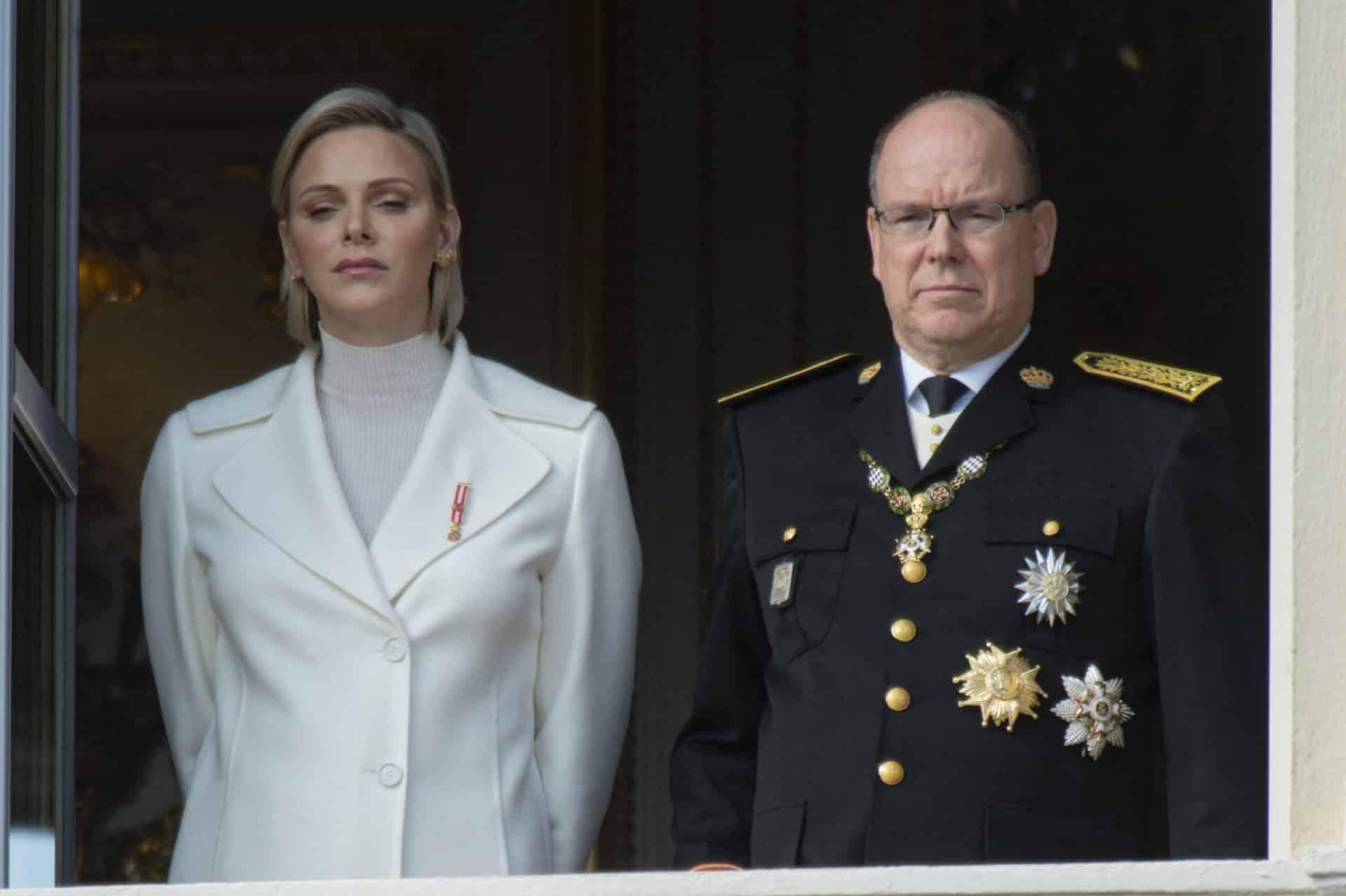 Fürst Albert: Überraschende Worte über Fürstin Charlène