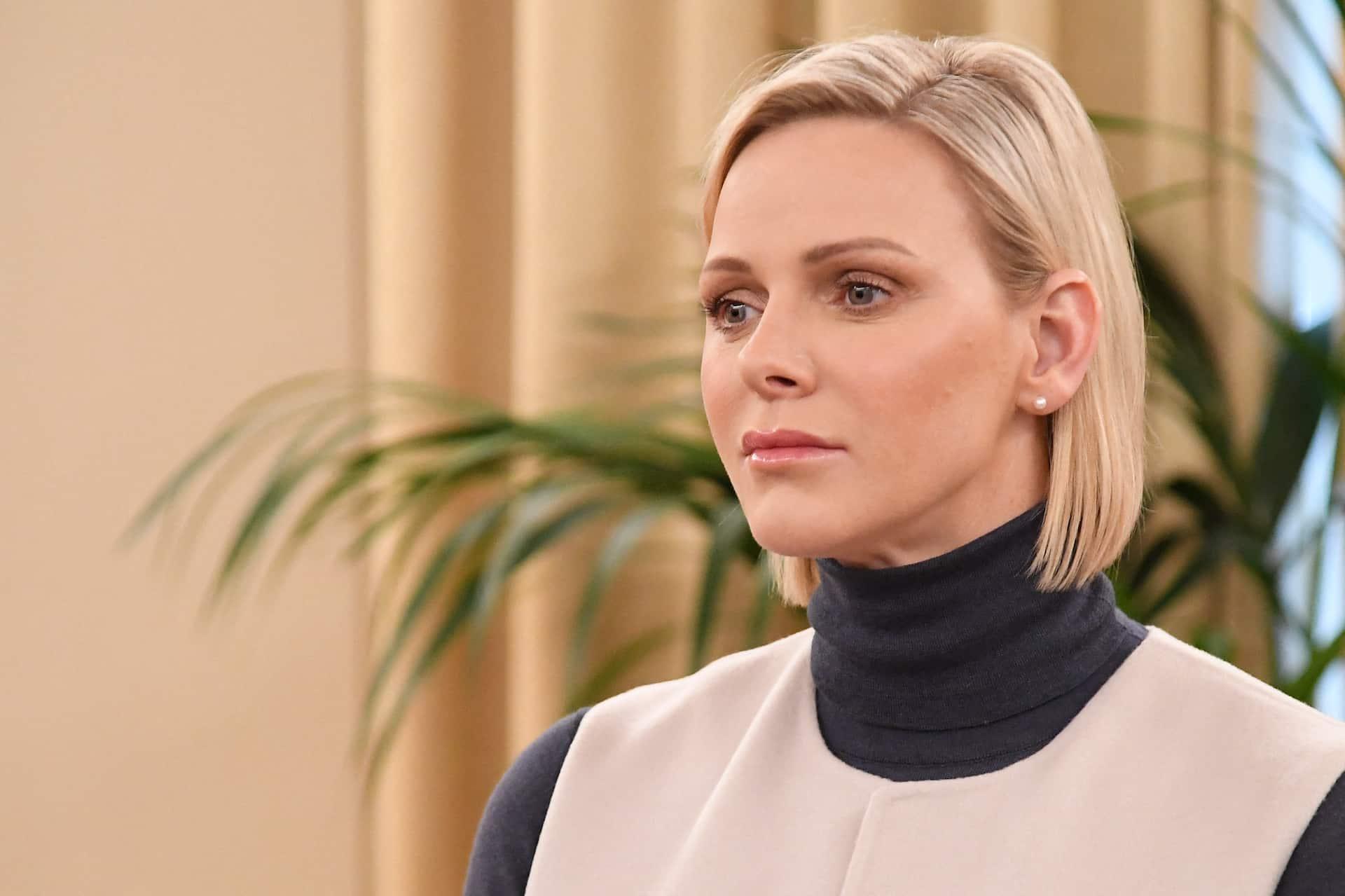 Charlène von Monaco teilt kryptische Nachricht