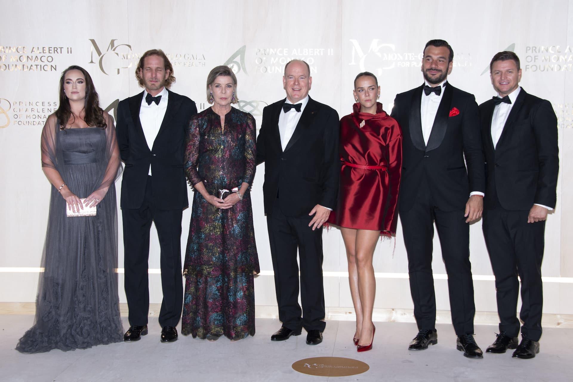 Fürstenfamilie von Monaco