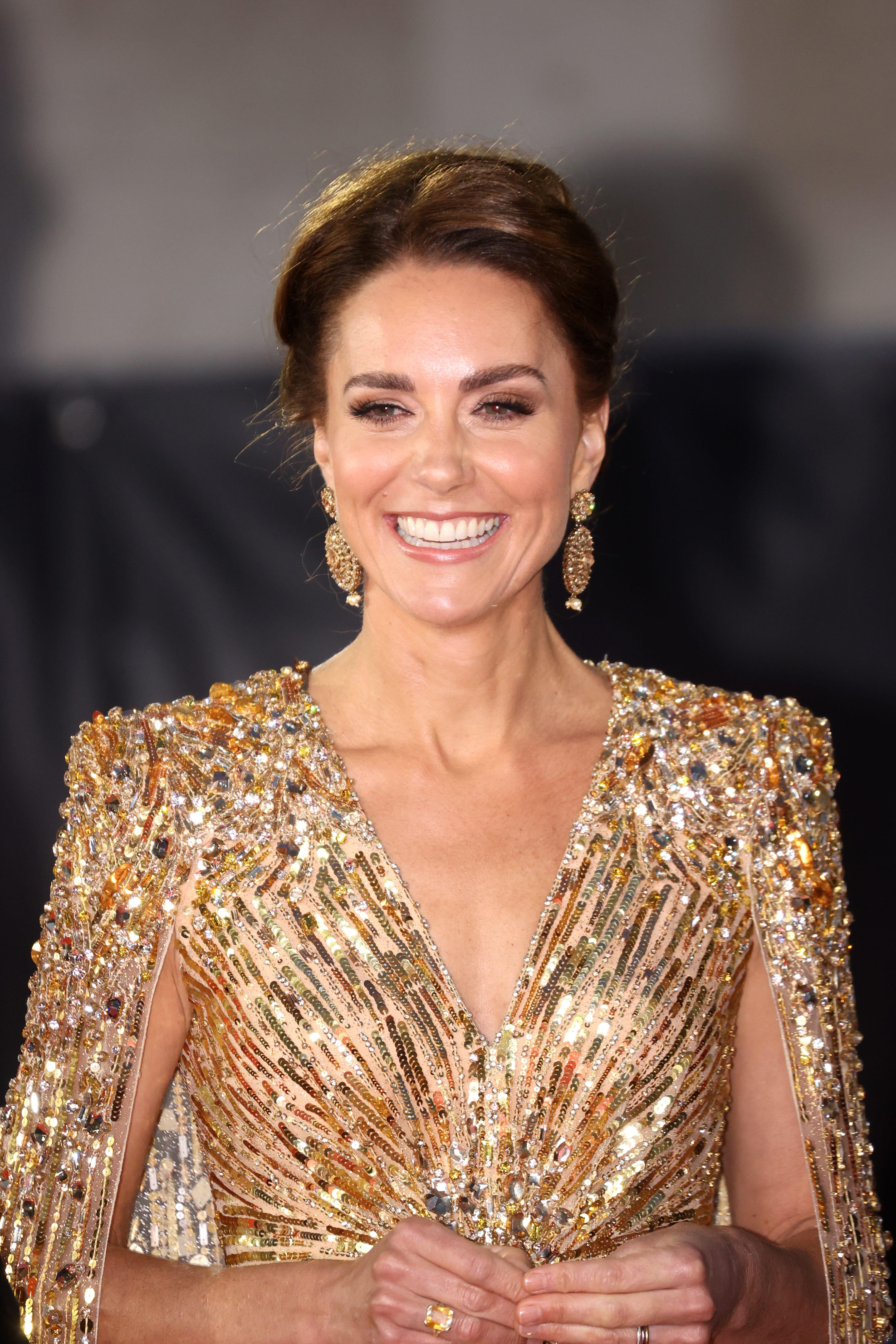 Herzogin Kate bei der James Bond Premiere
