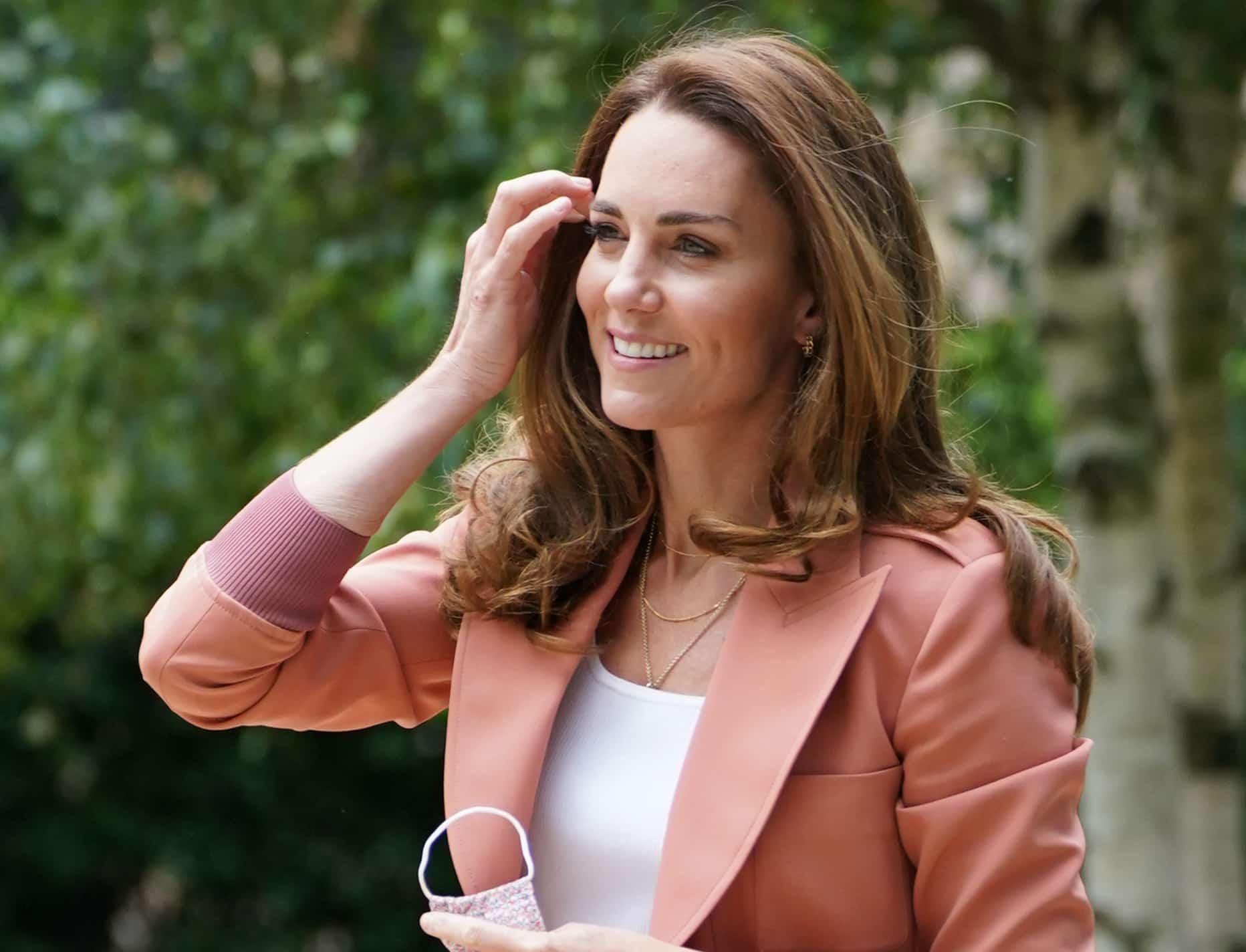 Herzogin Kate ist abgetaucht! Erwartet sie Baby Nummer vier?