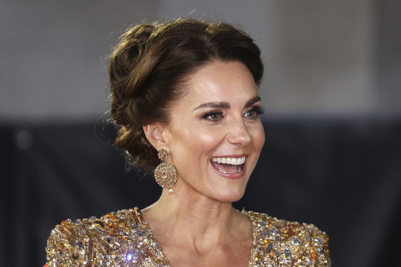 Herzogin Kate Premiere von James Bond