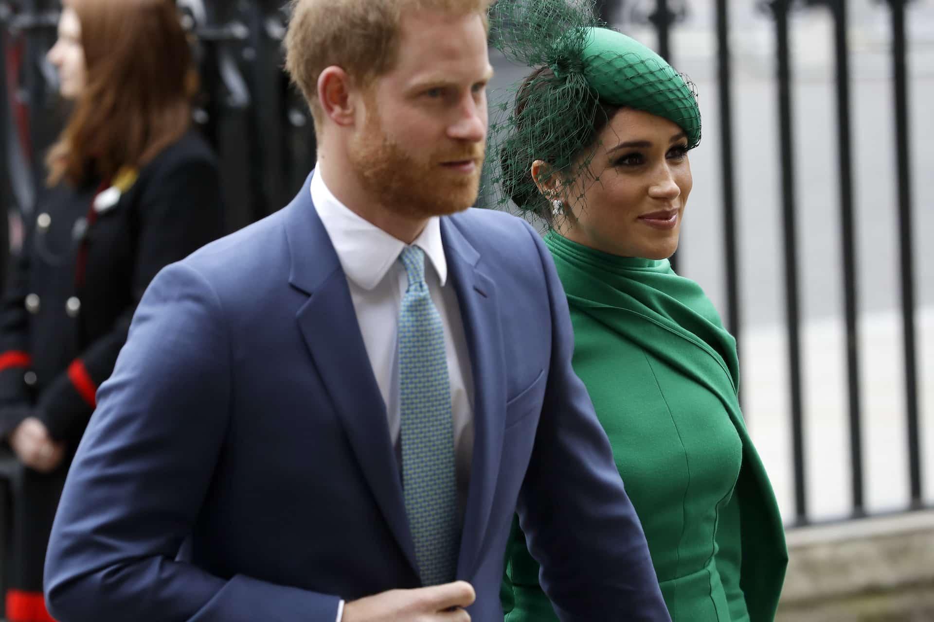 Herzogin Meghan und Prinz Harry werden öffentlich ausgebuht