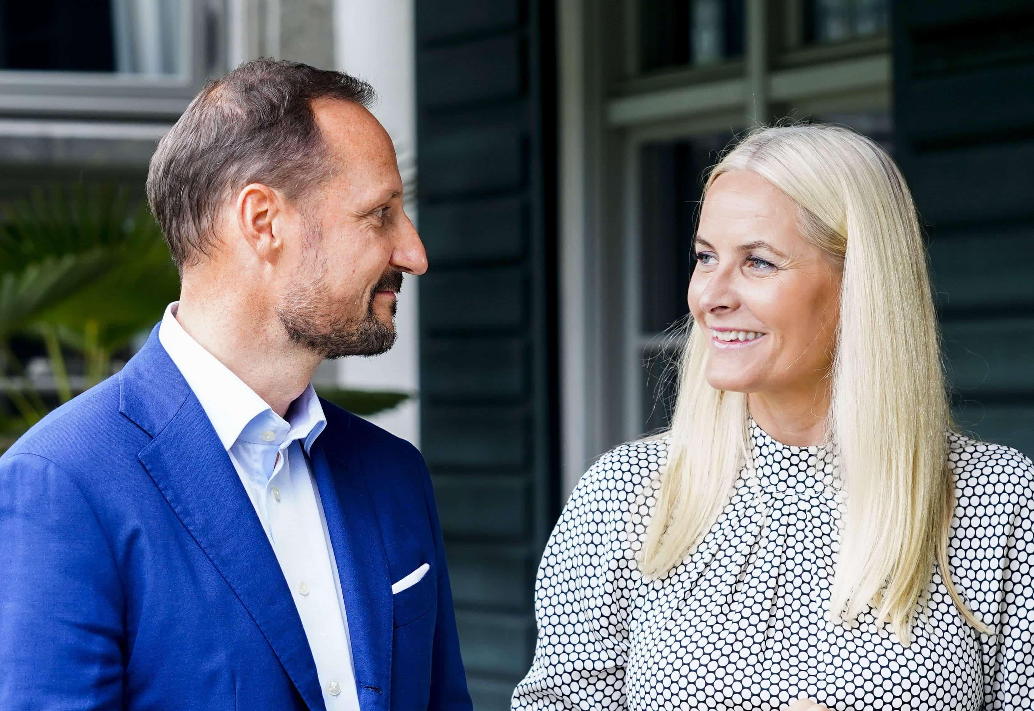 Mette-Marit & Haakon von Norwegen: Diese Nachricht sorgt für Freude