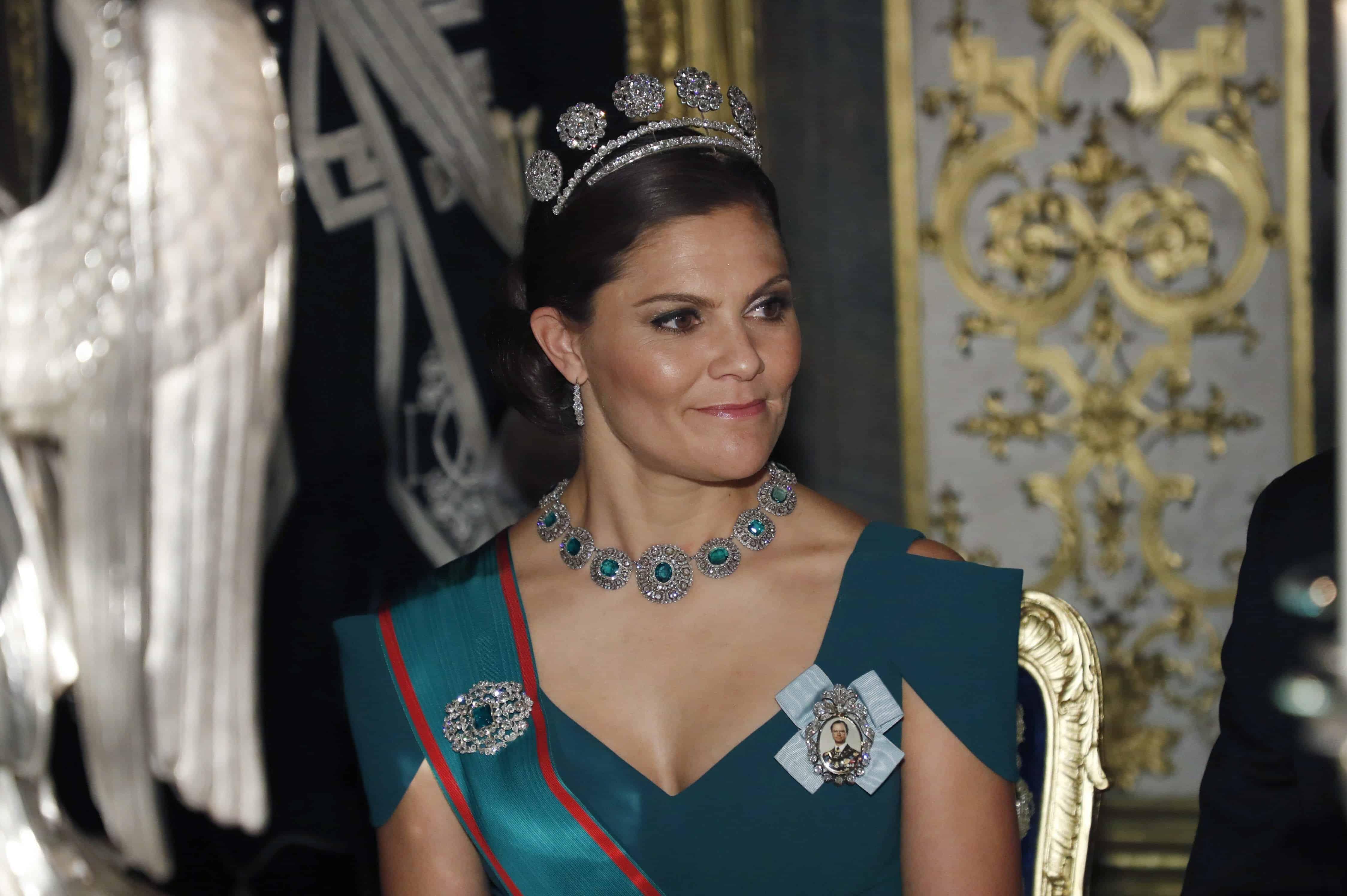 Kronprinzessin Victoria: Sorge um ihre Familie