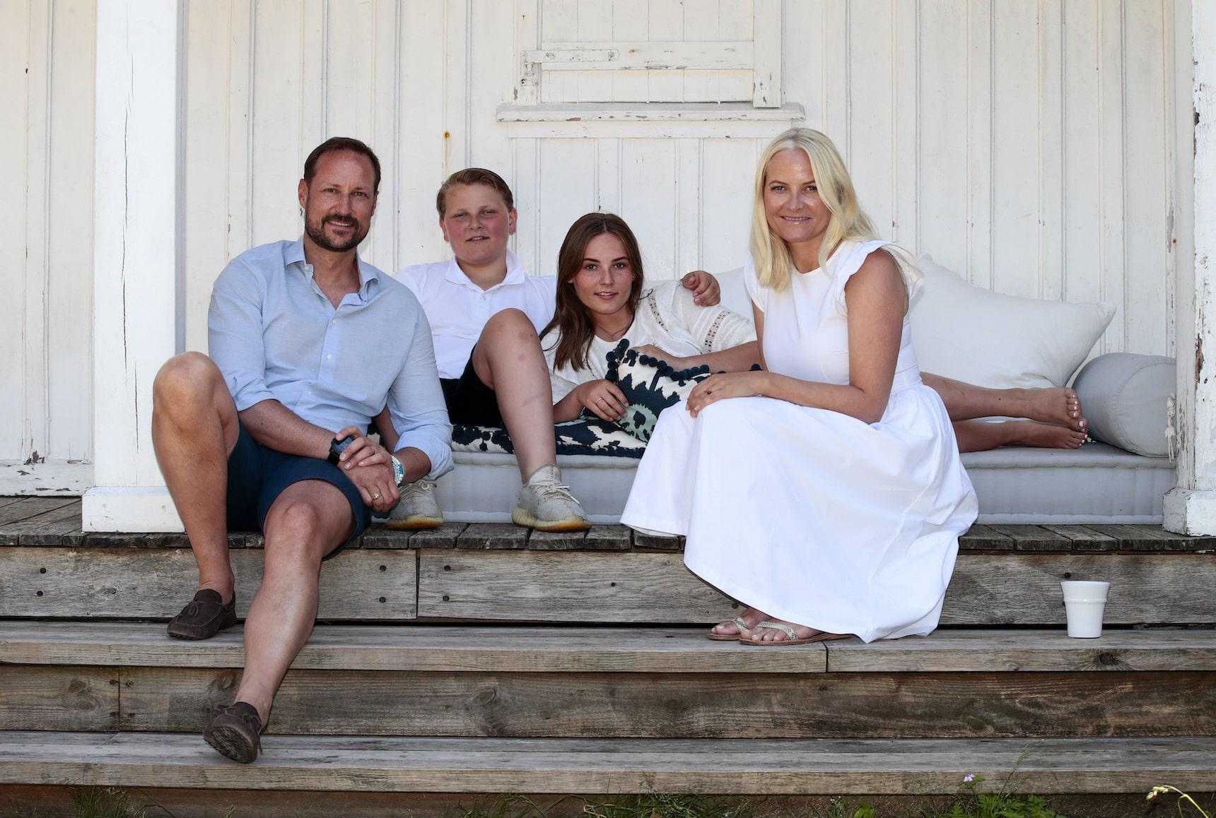 Norwegische Royals: Endlich wieder gute Nachrichten
