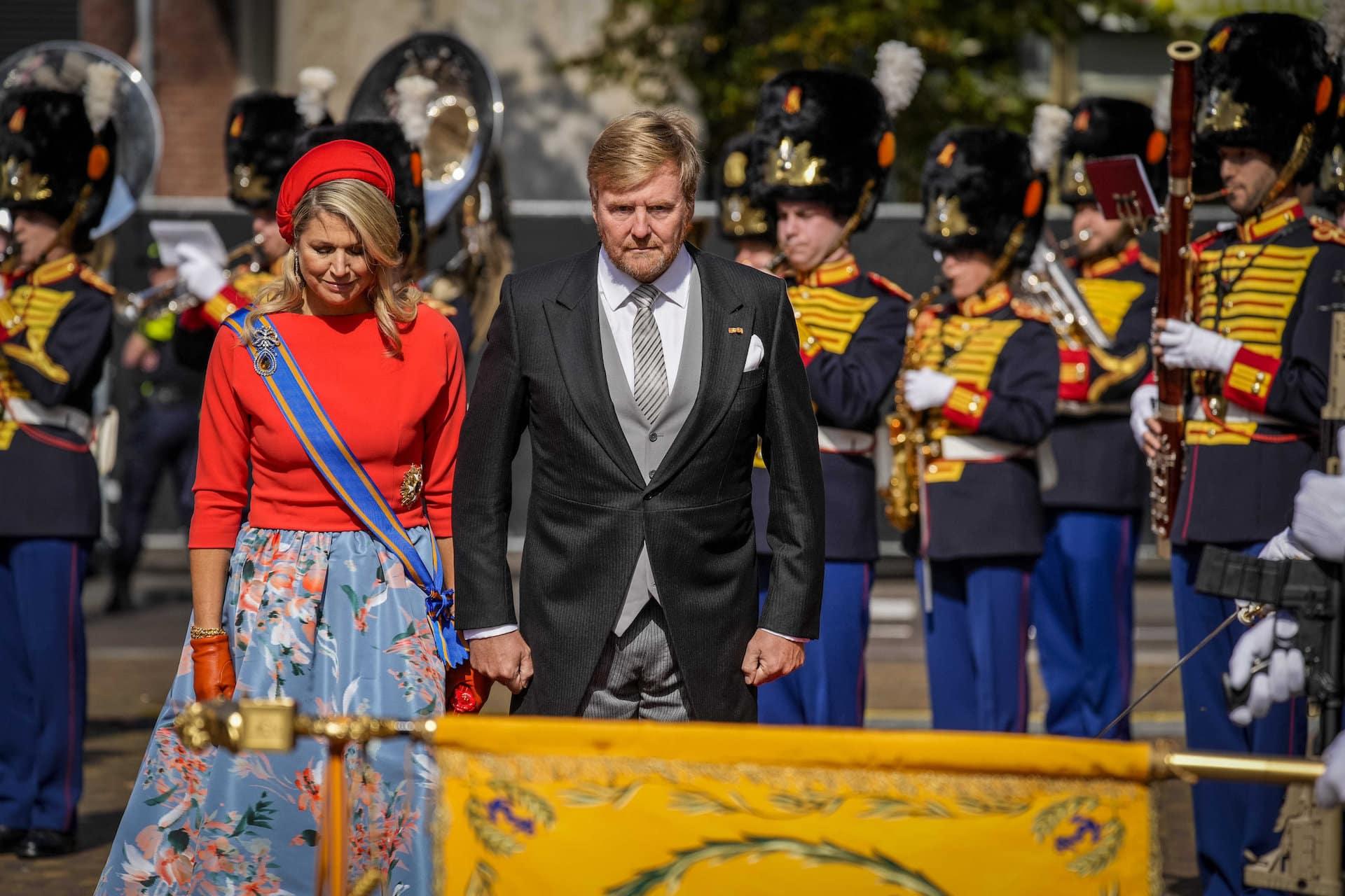 Königin Maxima: Am Prinsjesdag zeigt sie sich glamourös