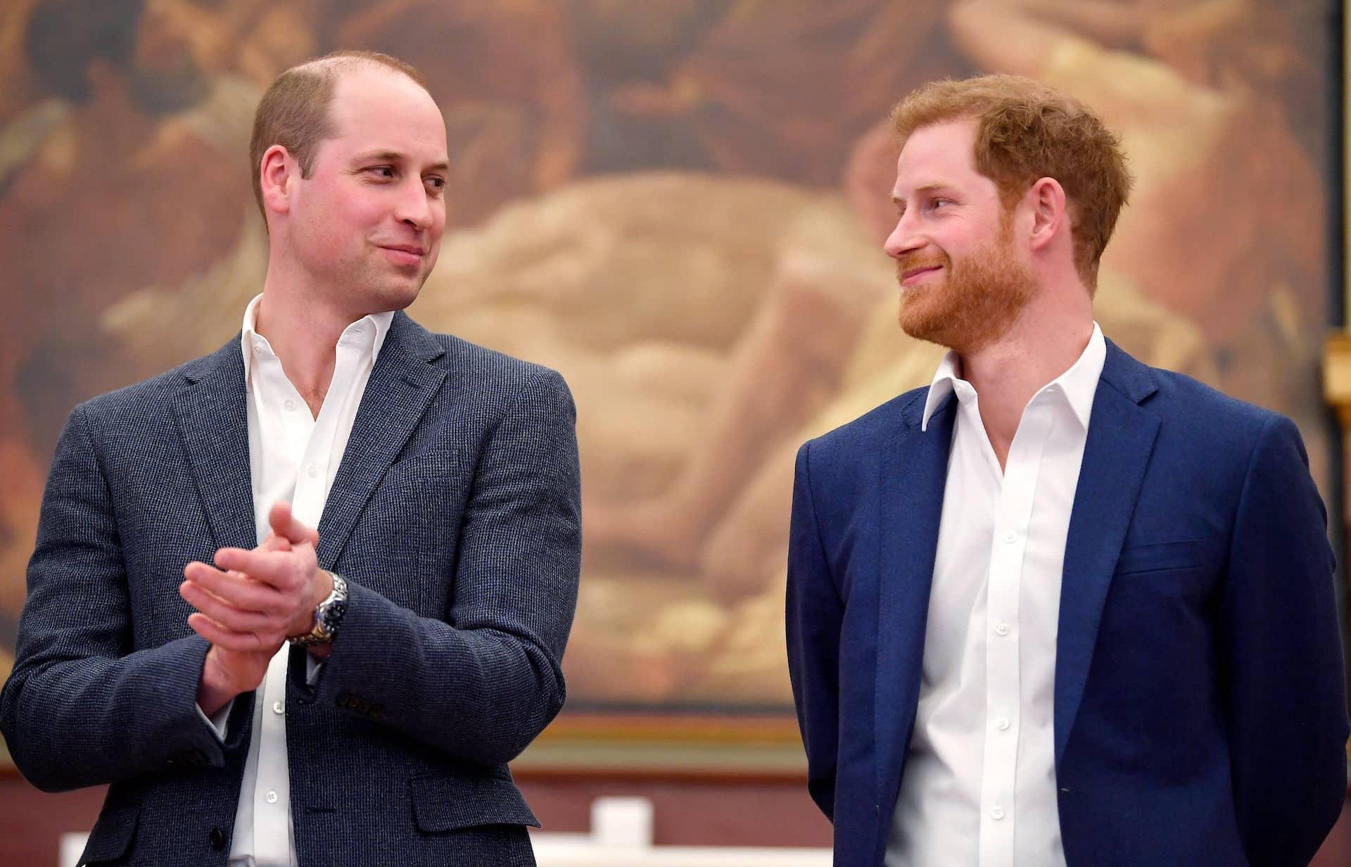 Prinz Harry & Prinz William: Nanny bekommt Entschädigung