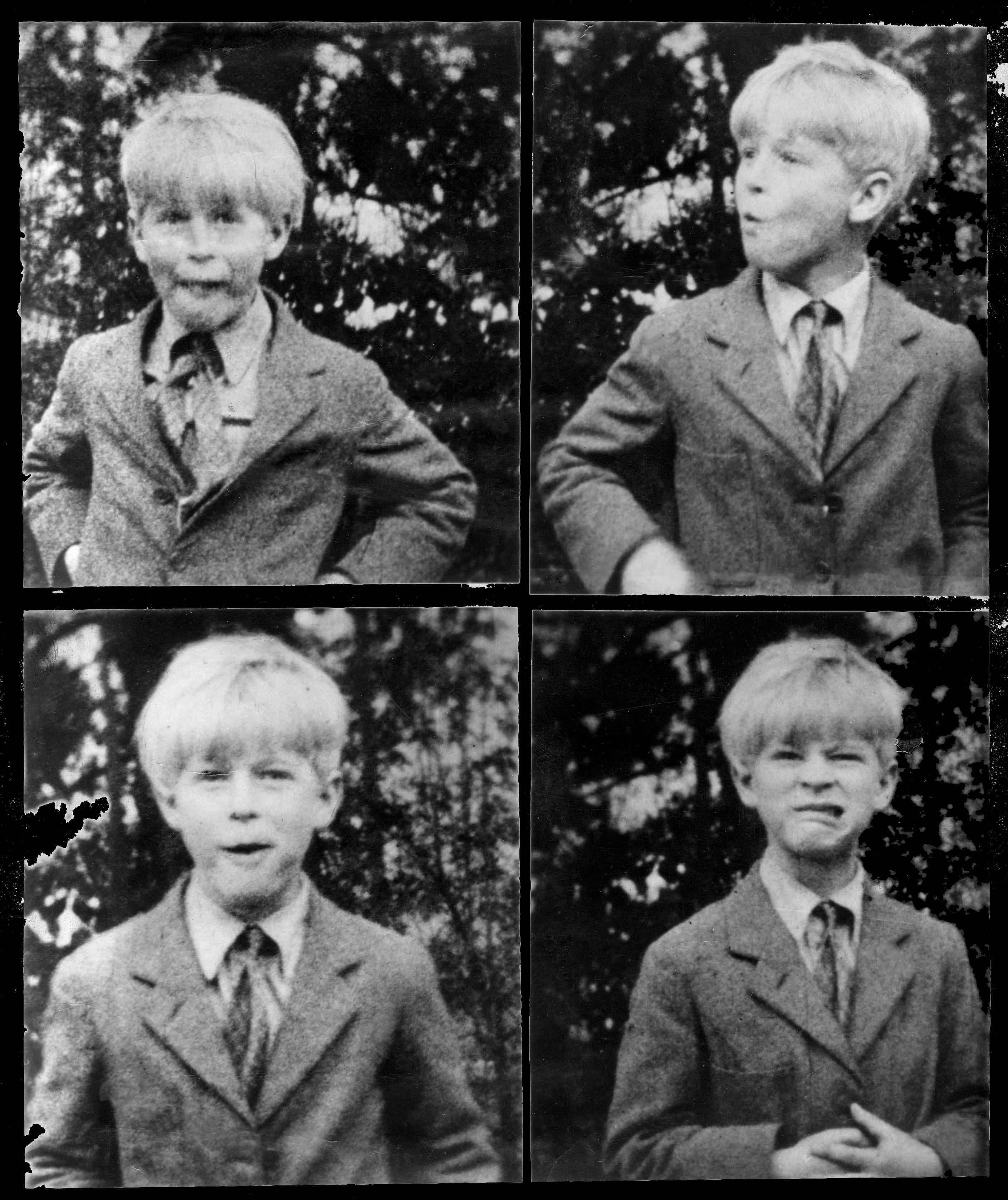 Prinz Philip Kinderfotos