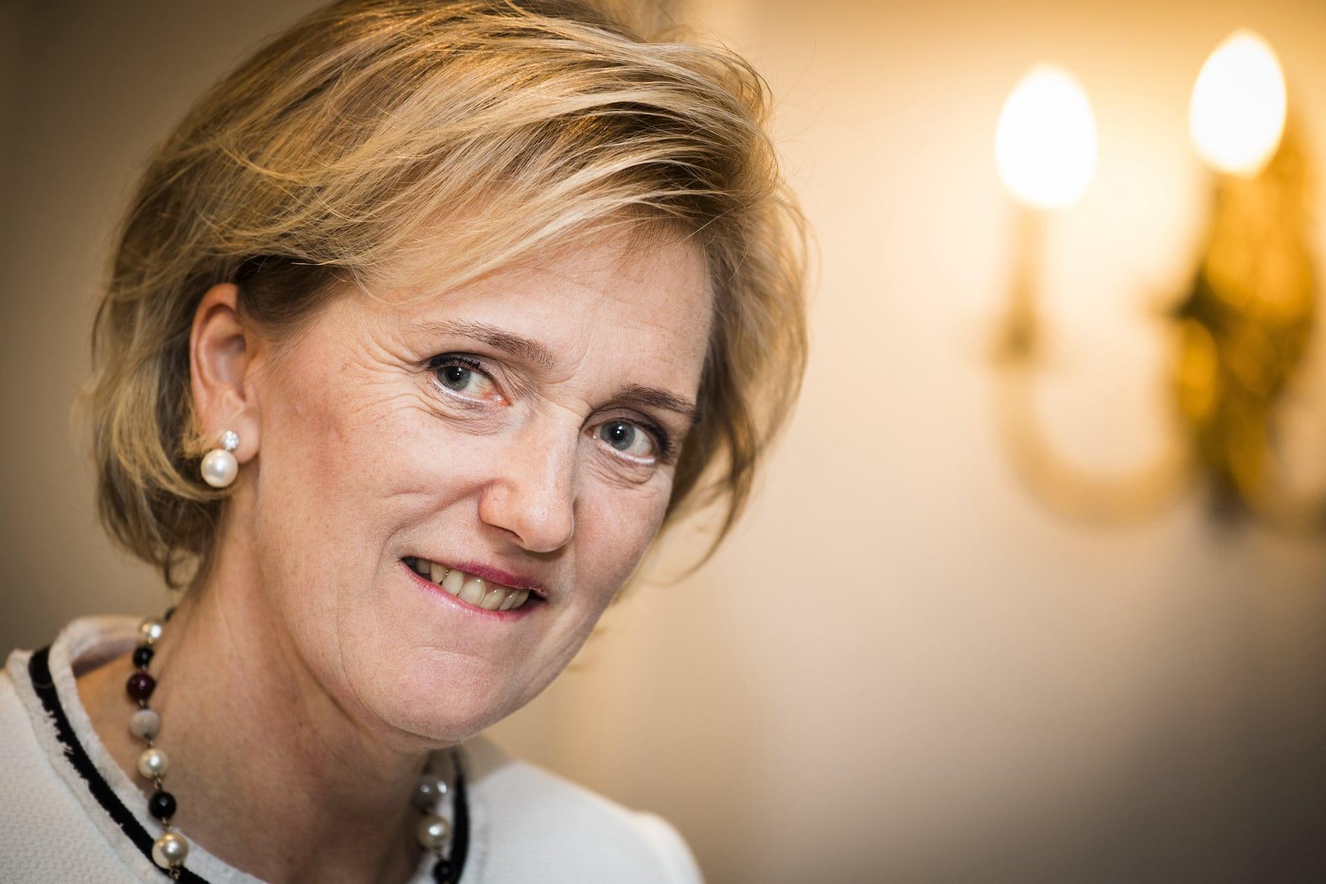 Prinzessin Astrid von Belgien hat sich schwer verletzt
