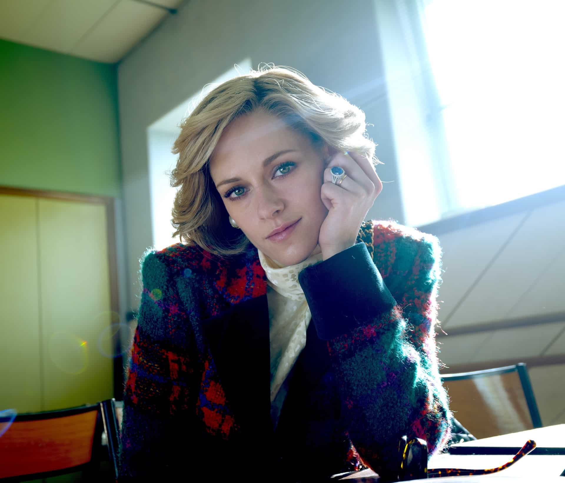"""""""Twilight""""-Star Kristen Stewart spielt Prinzessin Diana."""