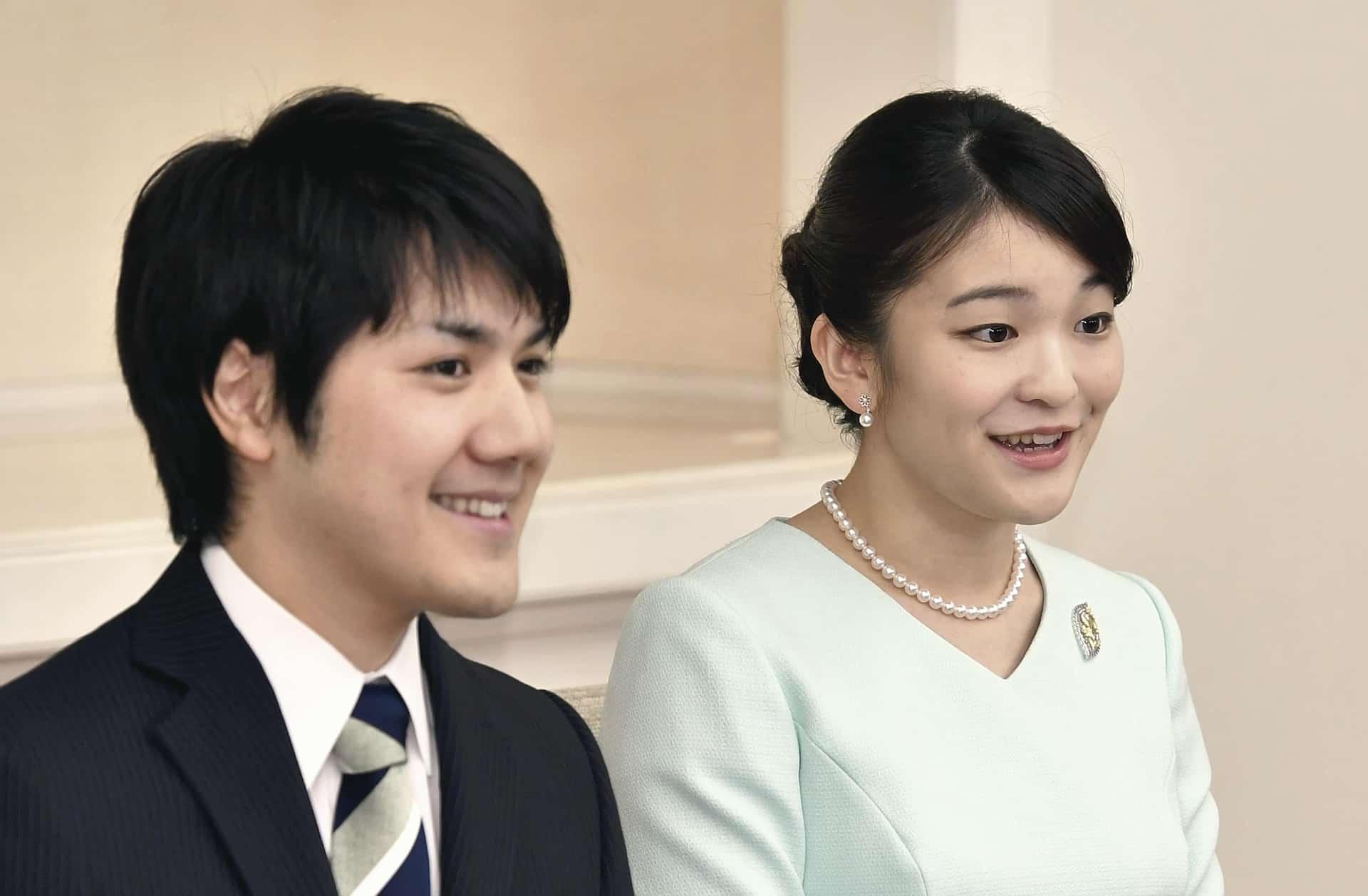 Prinzessin Mako: Endlich! Sie darf ihren Verlobten heiraten