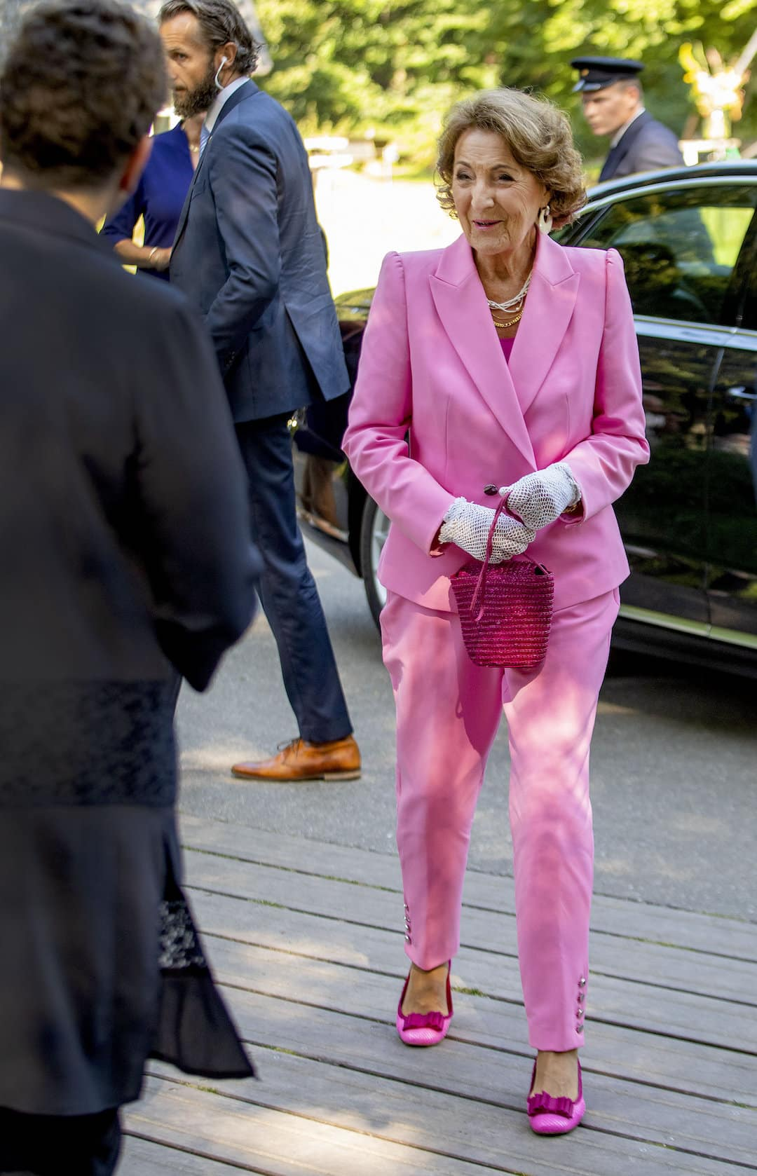 Outfit Prinzessin Margriet